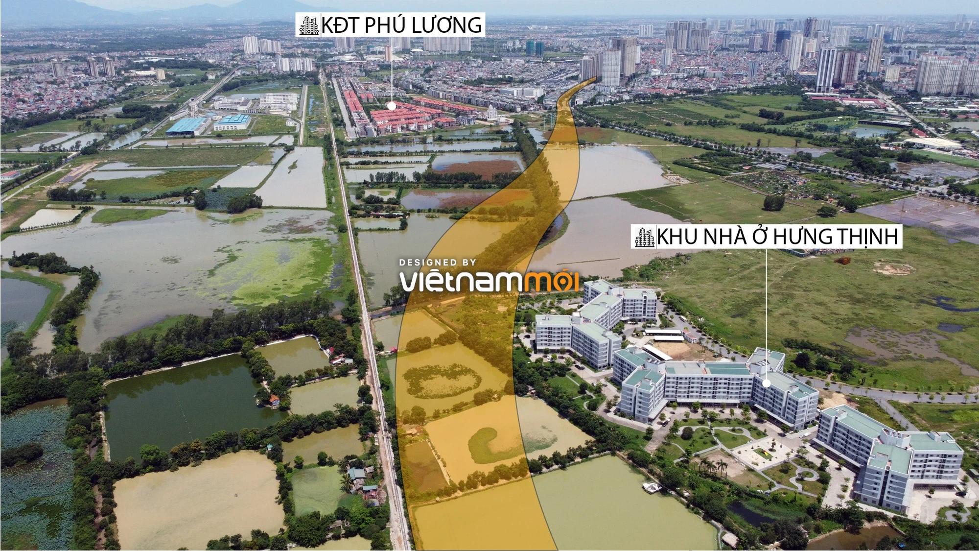Đường Vành đai 3,5 sẽ mở theo quy hoạch qua quận Hà Đông, Hà Nội - Ảnh 12.