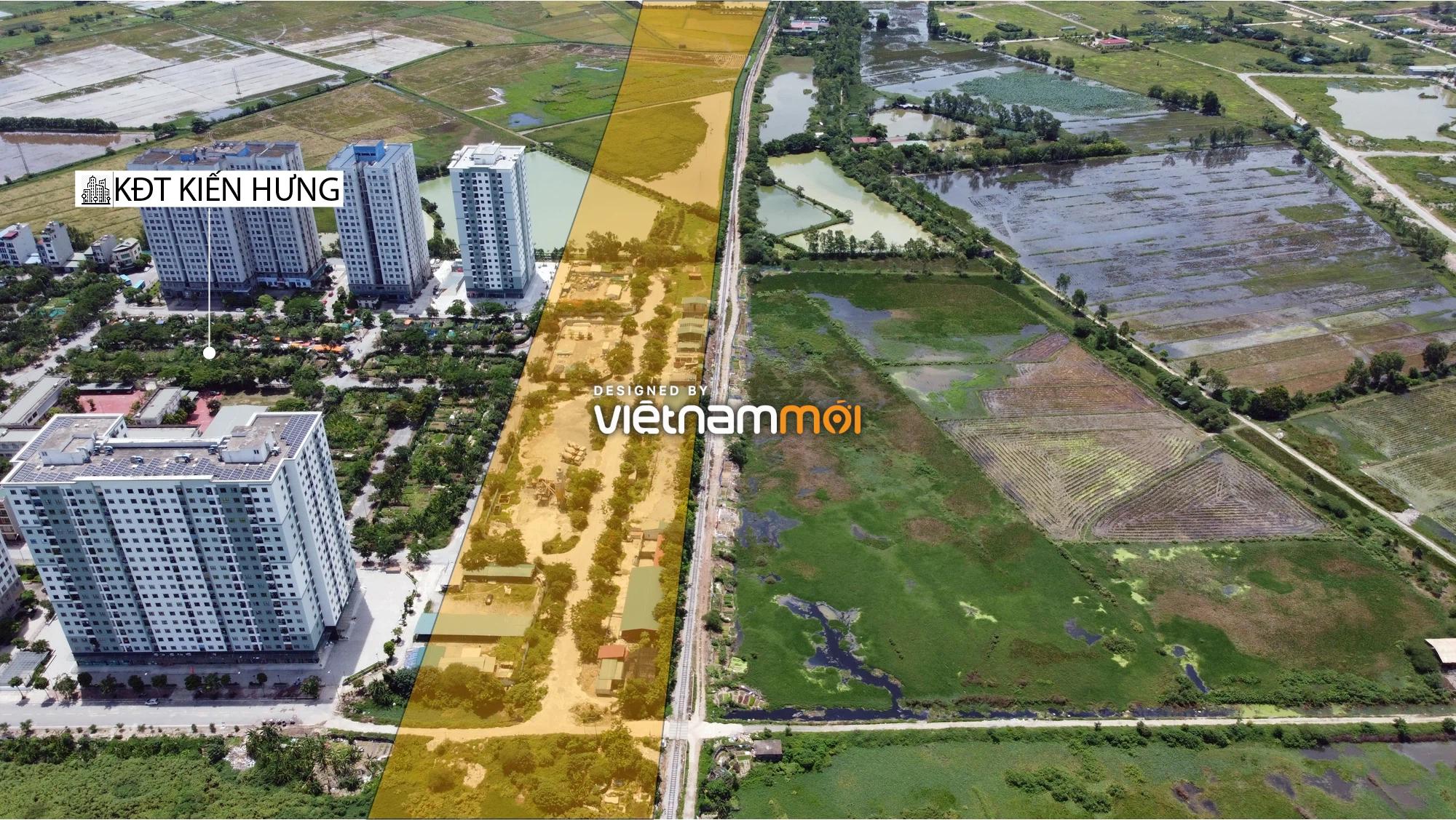 Đường Vành đai 3,5 sẽ mở theo quy hoạch qua quận Hà Đông, Hà Nội - Ảnh 14.