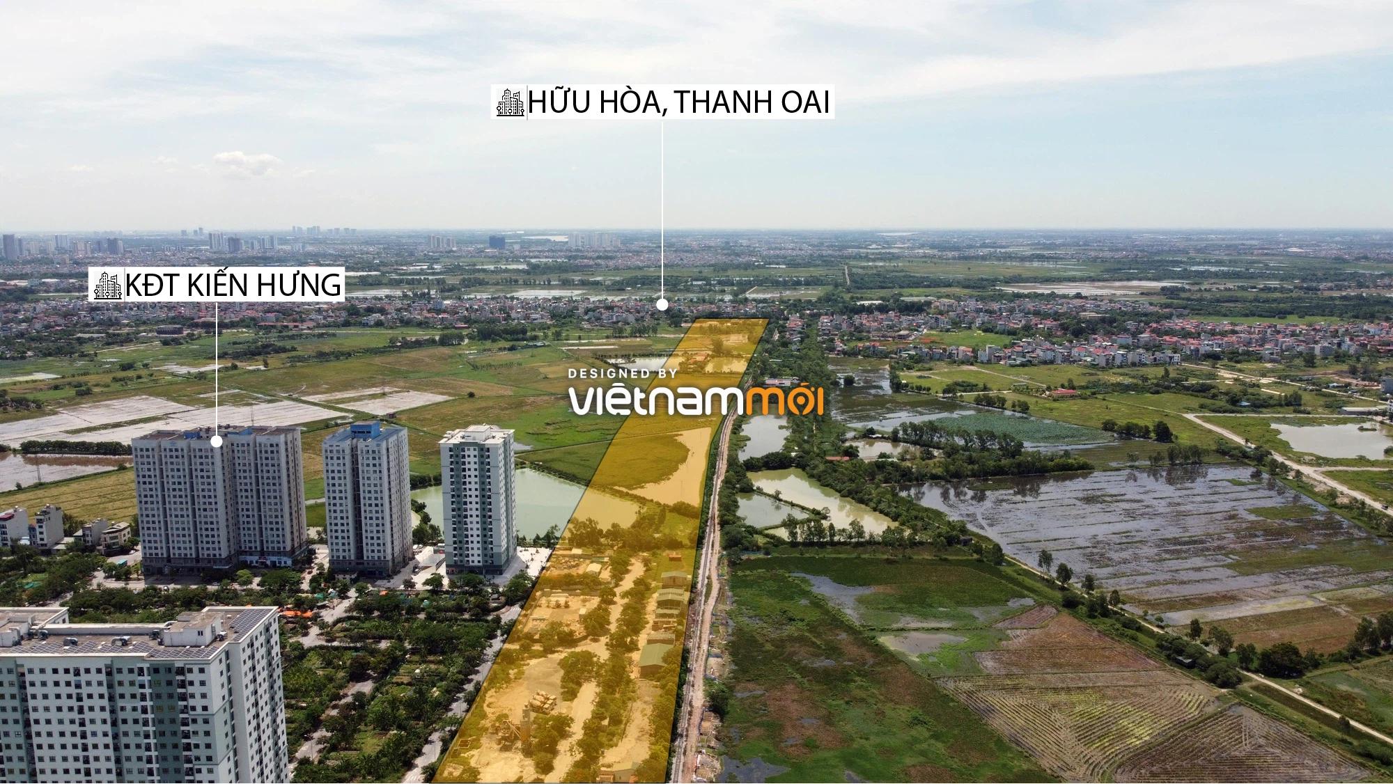 Đường Vành đai 3,5 sẽ mở theo quy hoạch qua quận Hà Đông, Hà Nội - Ảnh 15.