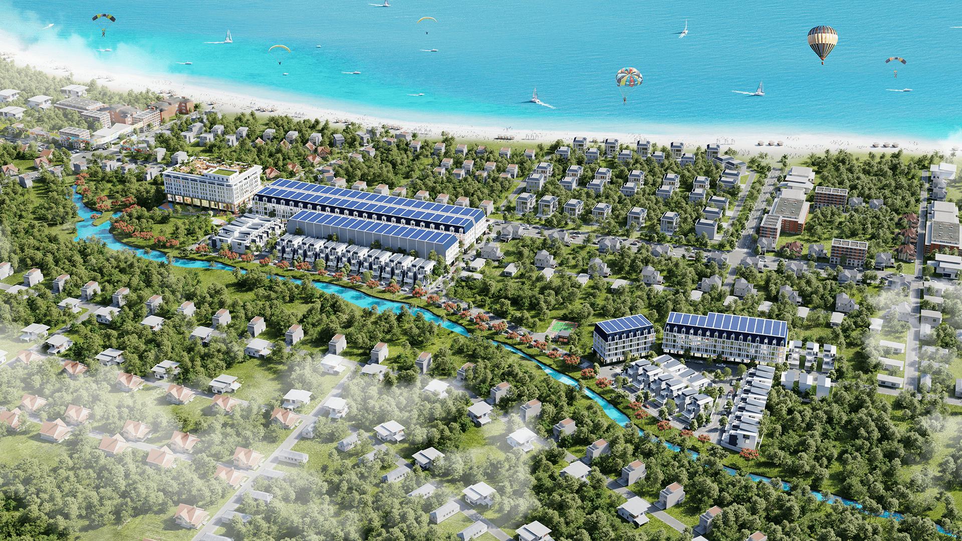 Bà Rịa - Vũng Tàu rà soát hai dự án Axis Hồ Tràm, khu nghỉ dưỡng Coastar Estate tại huyện Xuyên Mộc - Ảnh 1.
