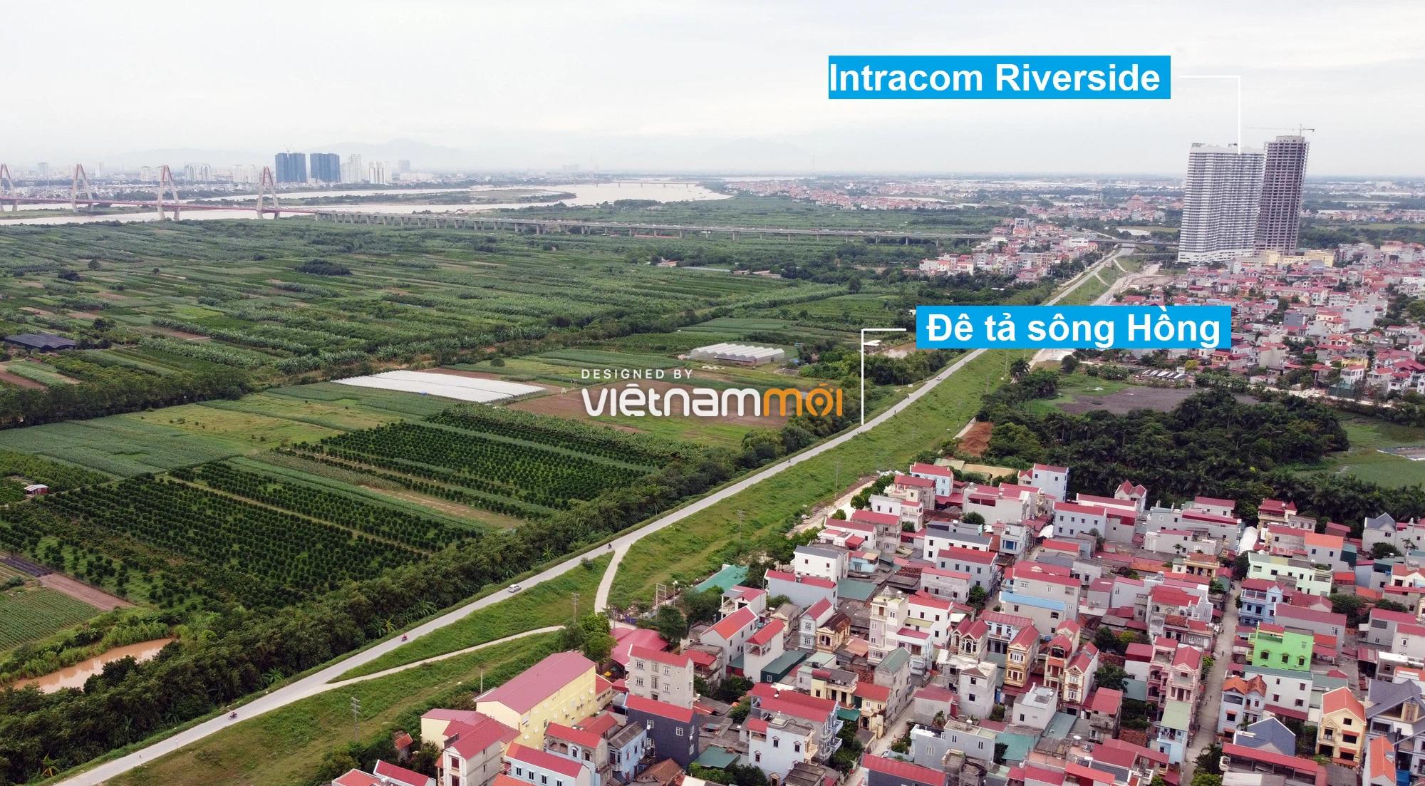 Hà Nội: Toàn cảnh hai bãi sông Hồng được phép xây dựng - Ảnh 2.