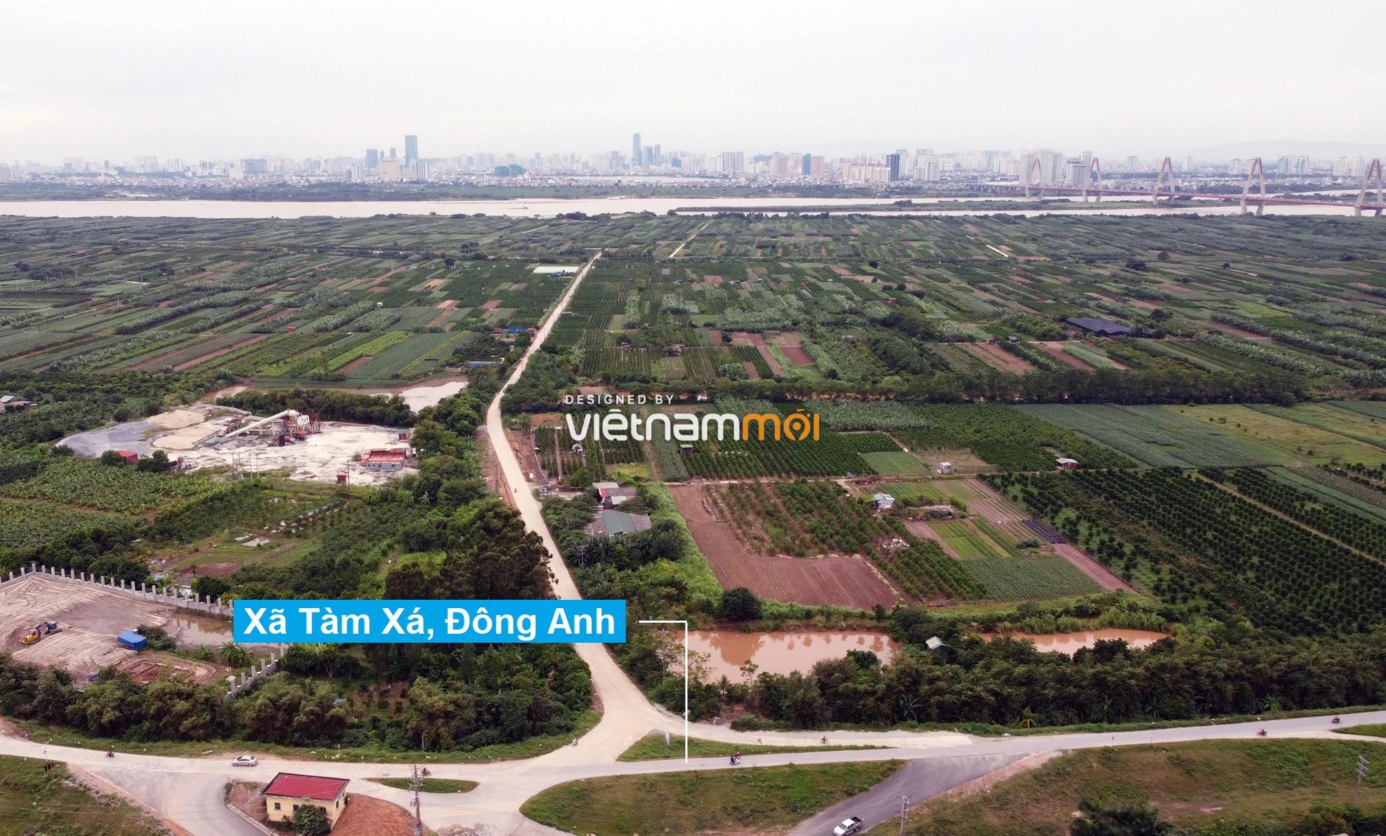 Hà Nội: Toàn cảnh hai bãi sông Hồng được phép xây dựng - Ảnh 3.