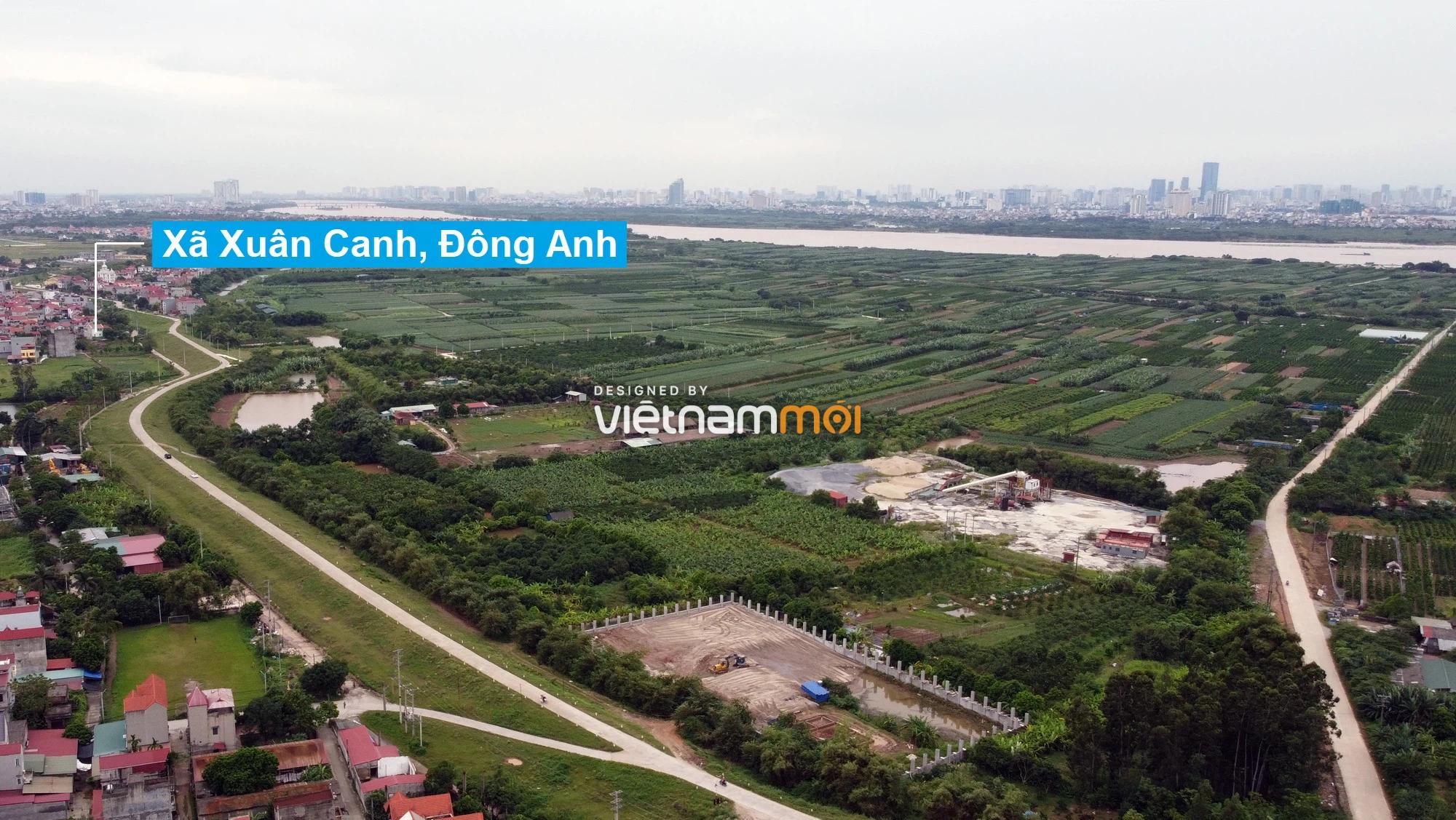 Hà Nội: Toàn cảnh hai bãi sông Hồng được phép xây dựng - Ảnh 4.