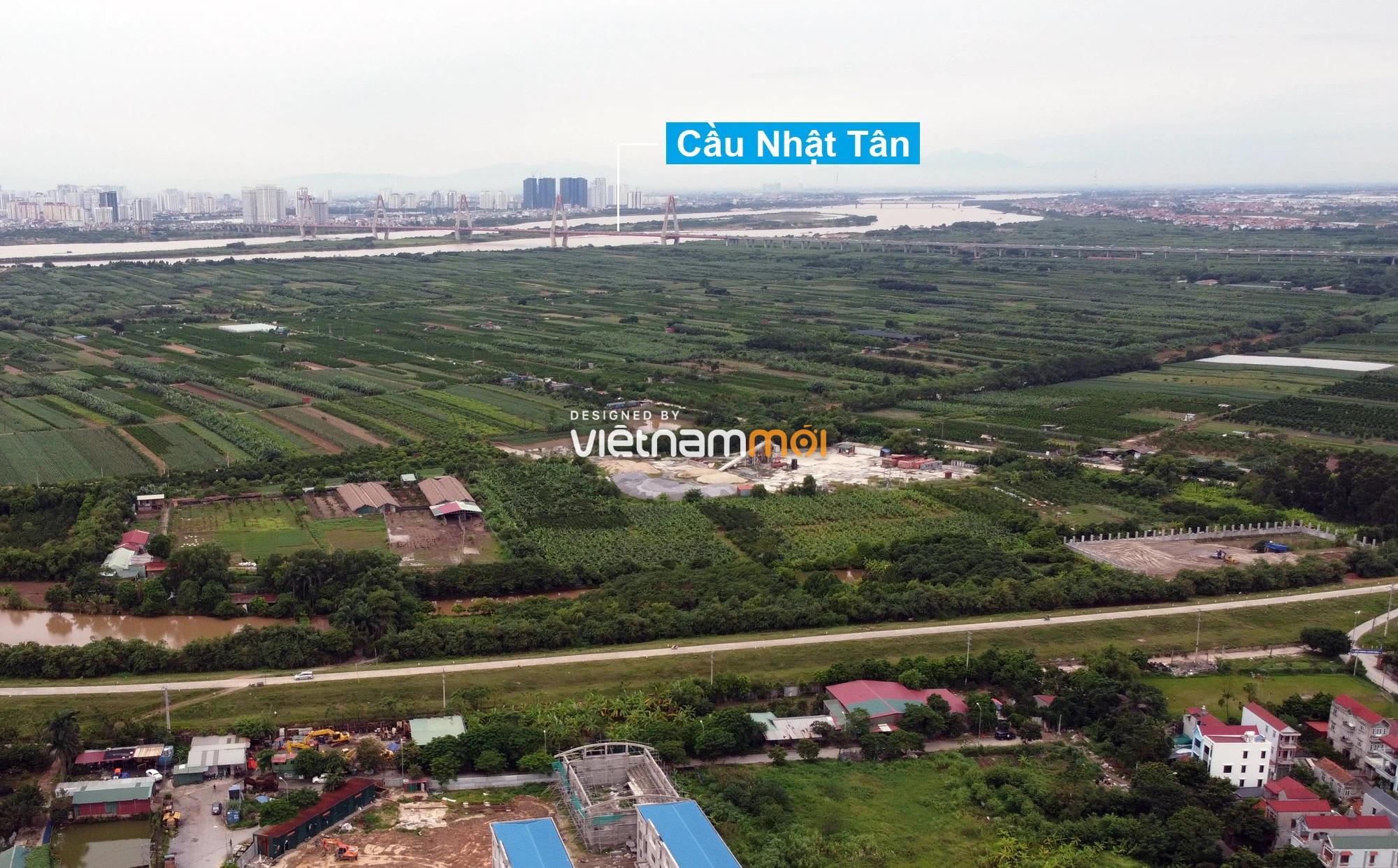 Hà Nội: Toàn cảnh hai bãi sông Hồng được phép xây dựng - Ảnh 5.