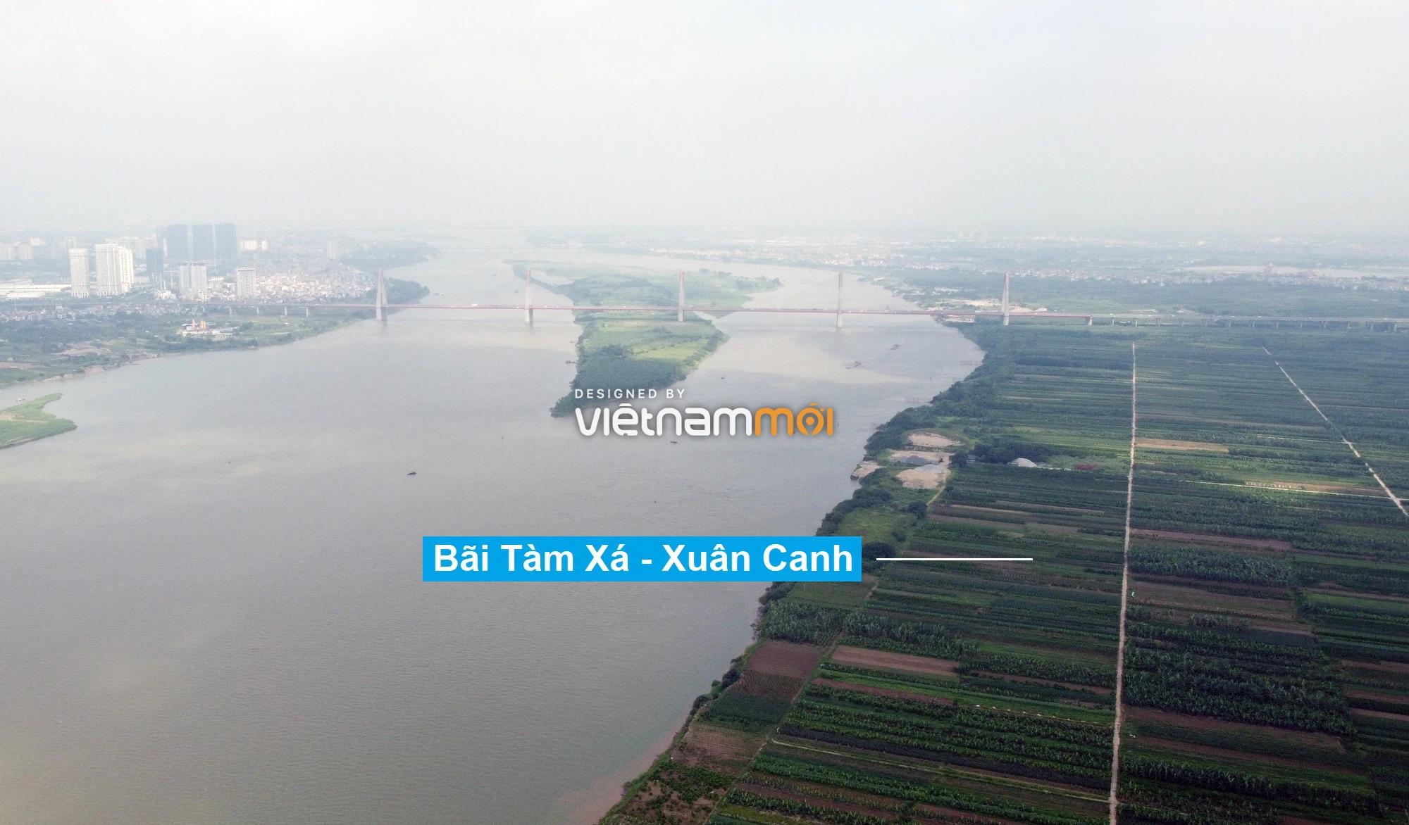 Hà Nội: Toàn cảnh hai bãi sông Hồng được phép xây dựng - Ảnh 6.