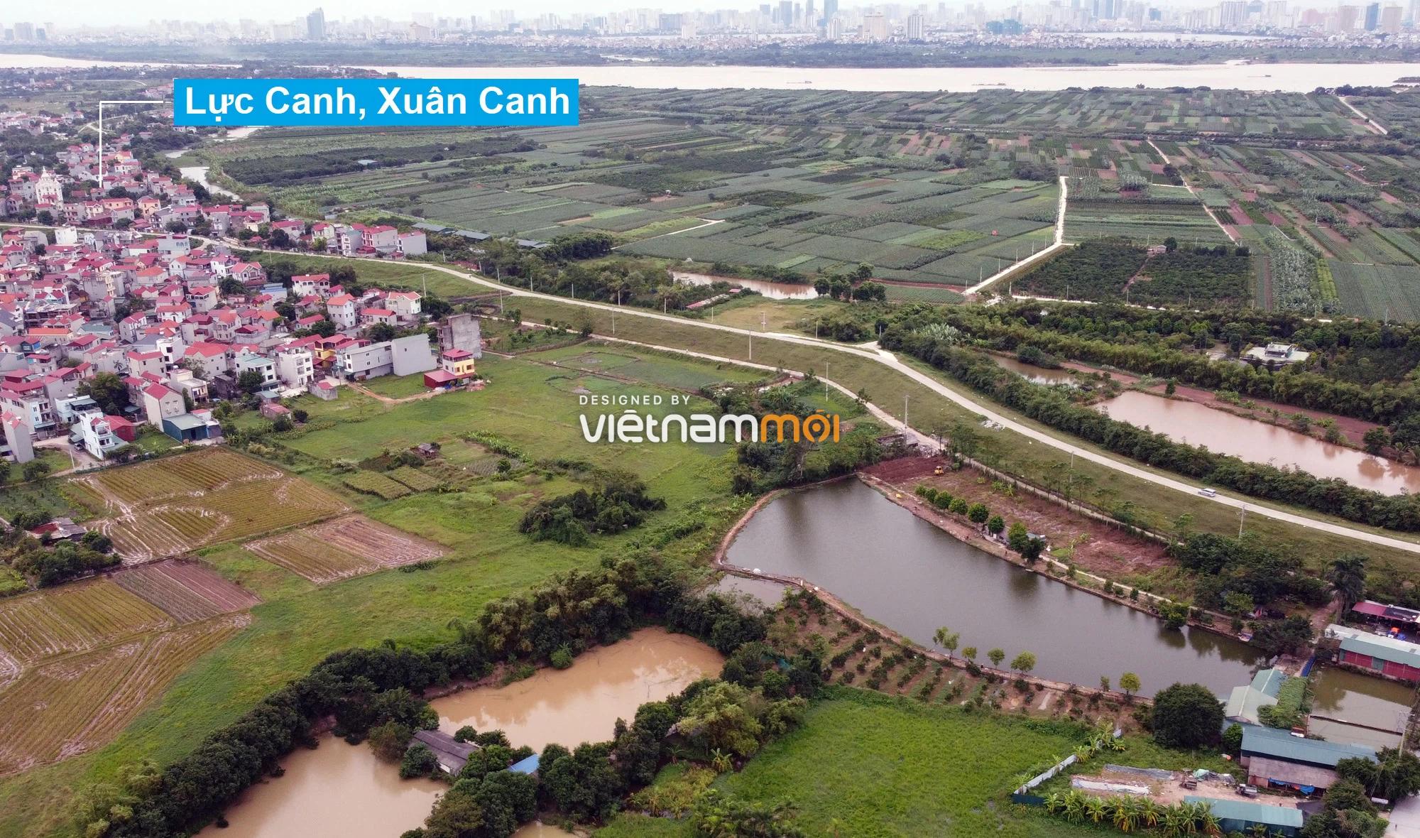 Hà Nội: Toàn cảnh hai bãi sông Hồng được phép xây dựng - Ảnh 7.