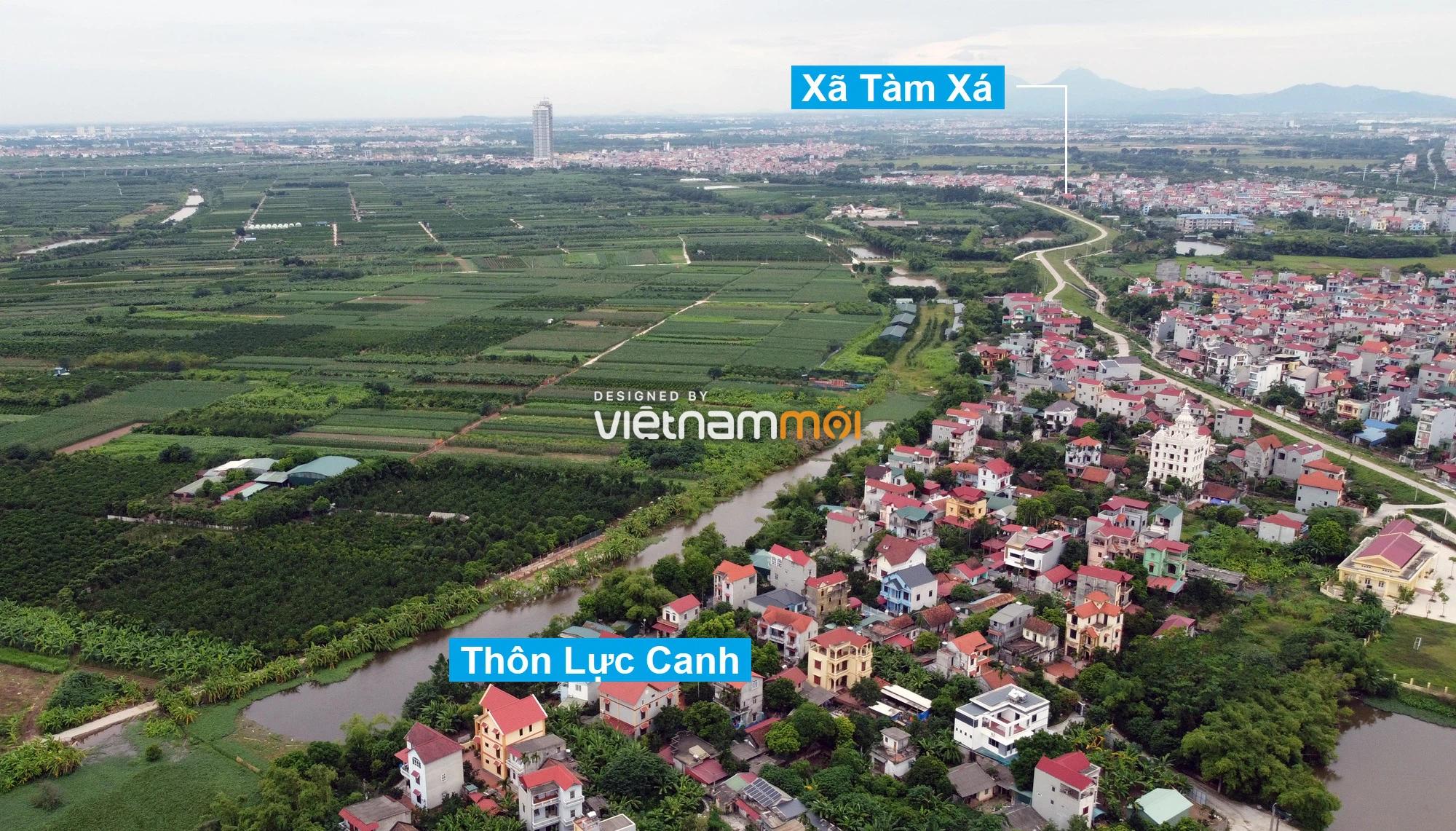 Hà Nội: Toàn cảnh hai bãi sông Hồng được phép xây dựng - Ảnh 8.