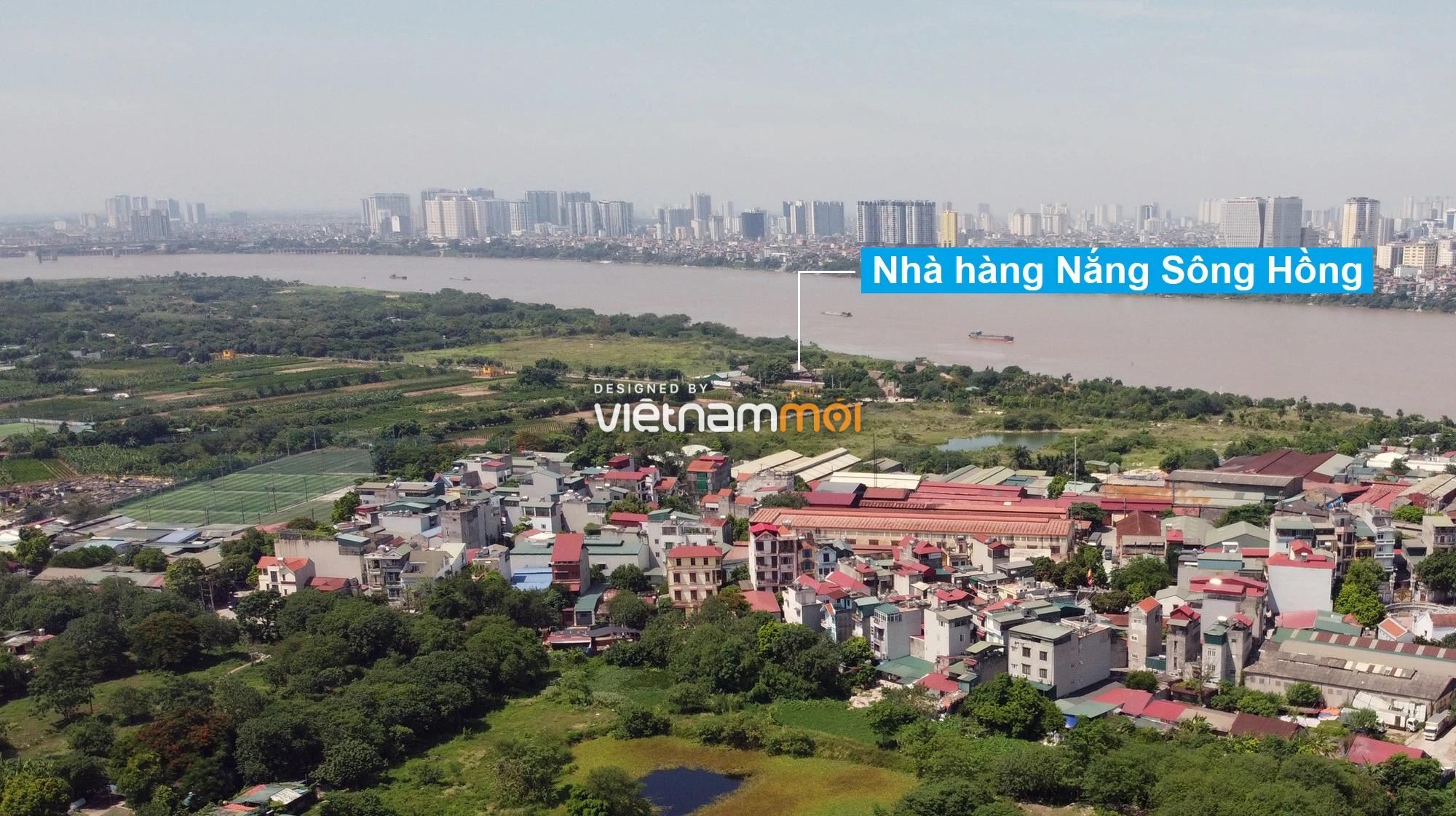 Hà Nội: Toàn cảnh hai bãi sông Hồng được phép xây dựng - Ảnh 13.