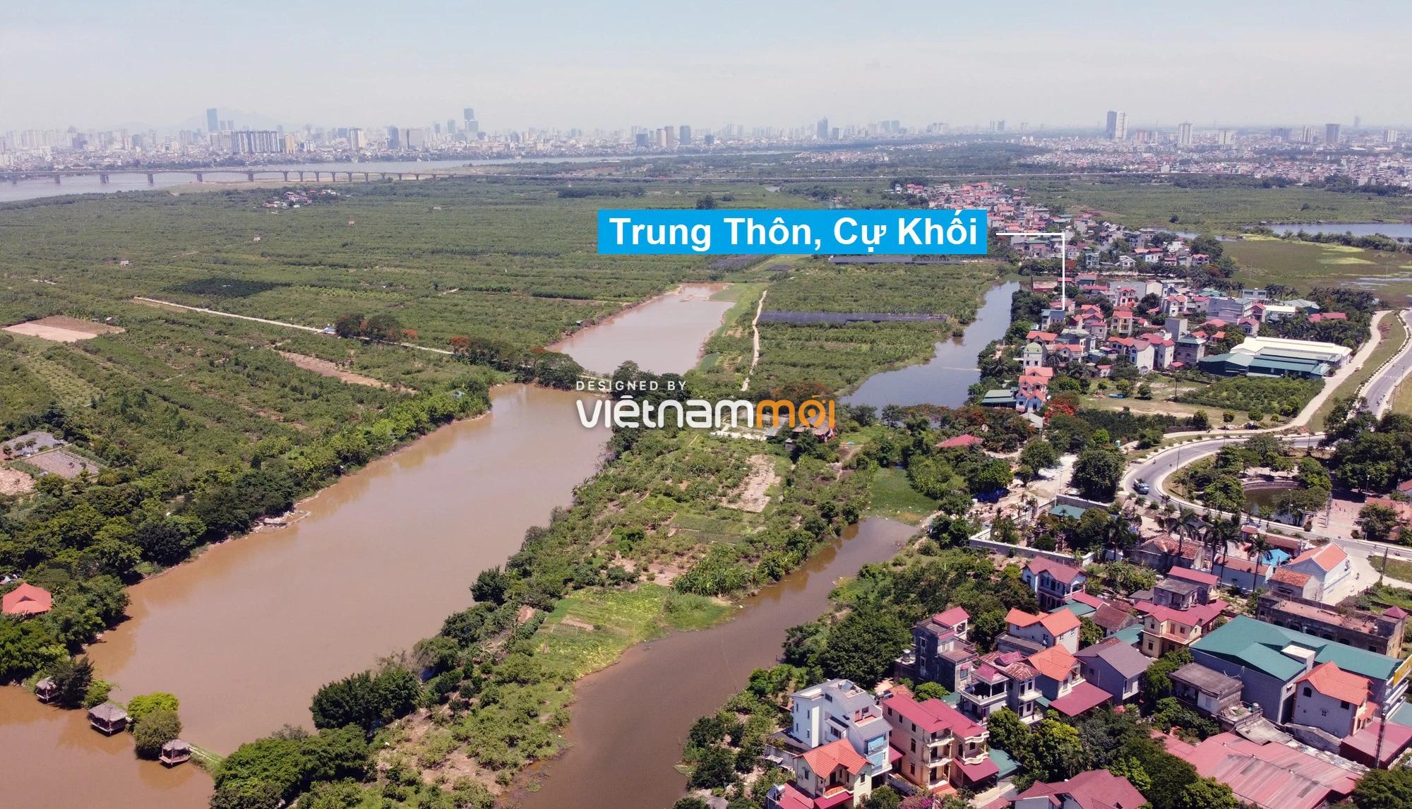 Hà Nội: Toàn cảnh hai bãi sông Hồng được phép xây dựng - Ảnh 16.