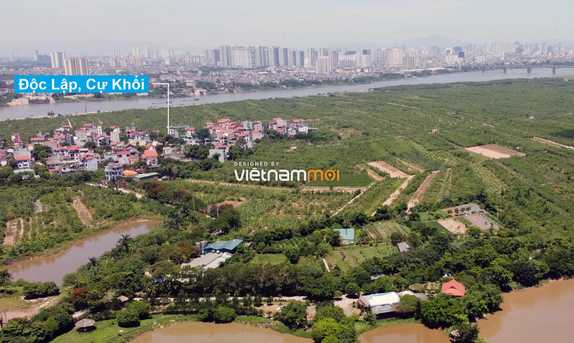 Hà Nội: Toàn cảnh hai bãi sông Hồng được phép xây dựng - Ảnh 20.