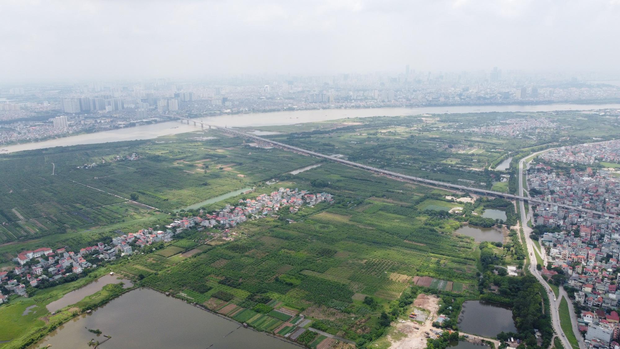9 bãi sông có thể được xây dựng trong phân khu đô thị sông Hồng - Ảnh 1.