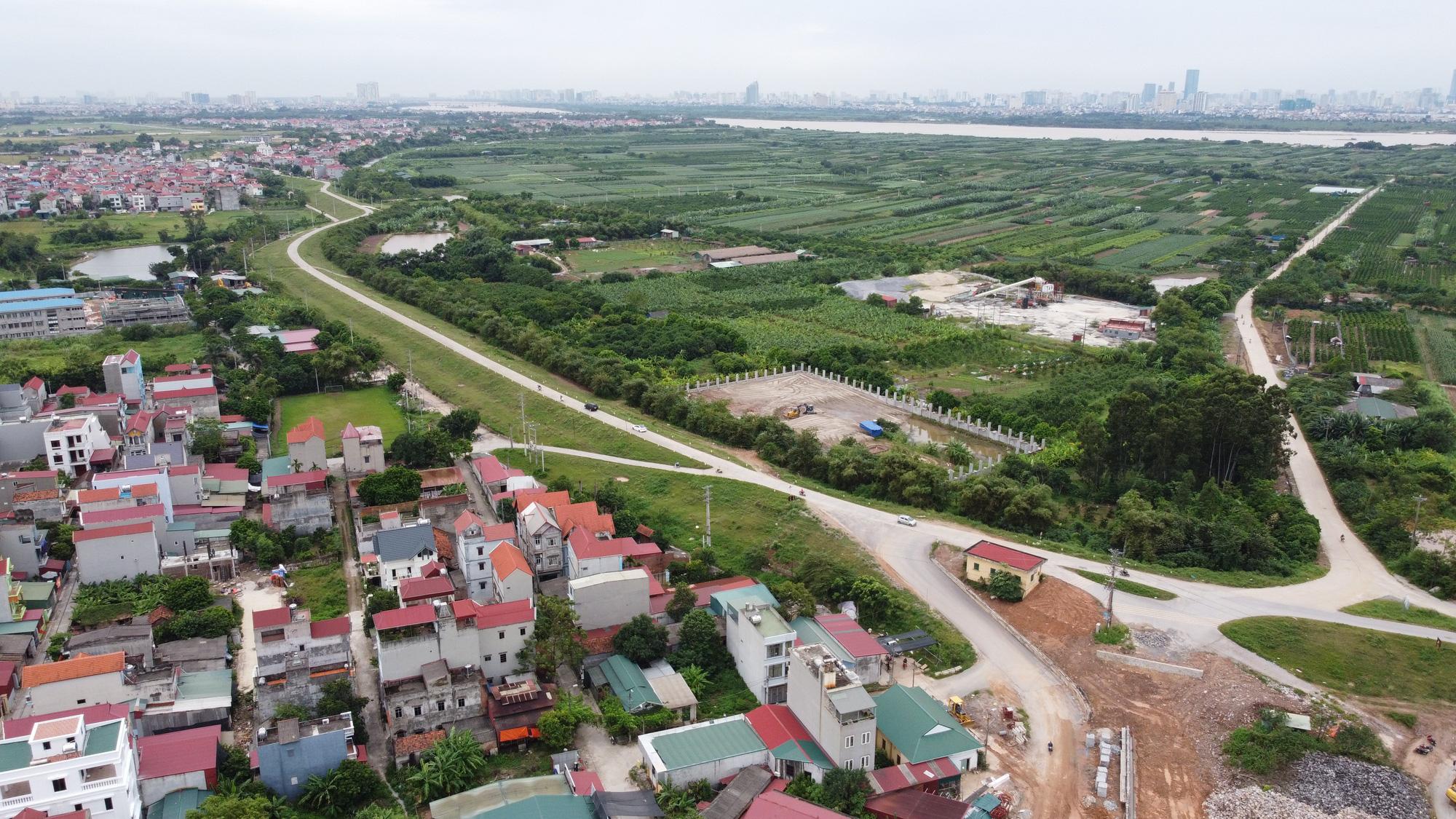 9 bãi sông có thể được xây dựng trong phân khu đô thị sông Hồng - Ảnh 2.