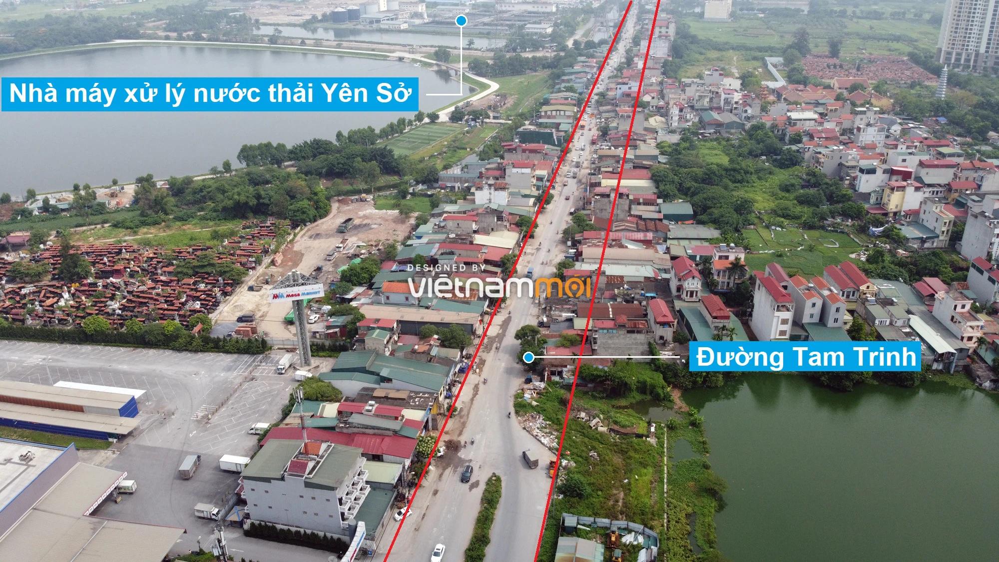 Những khu đất sắp thu hồi để mở đường ở quận Hoàng Mai, Hà Nội (phần 3) - Ảnh 4.