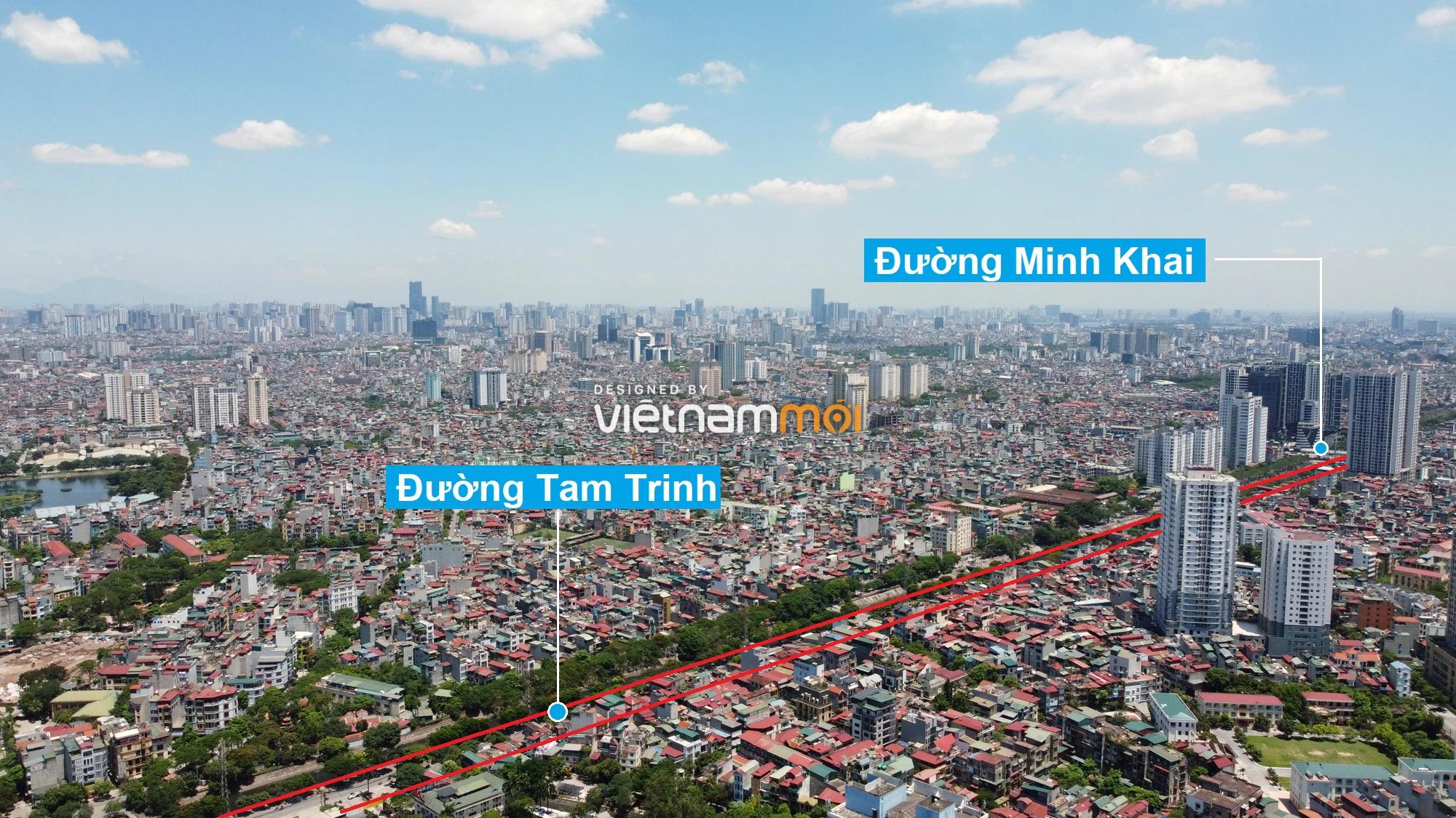 Những khu đất sắp thu hồi để mở đường ở quận Hoàng Mai, Hà Nội (phần 3) - Ảnh 7.