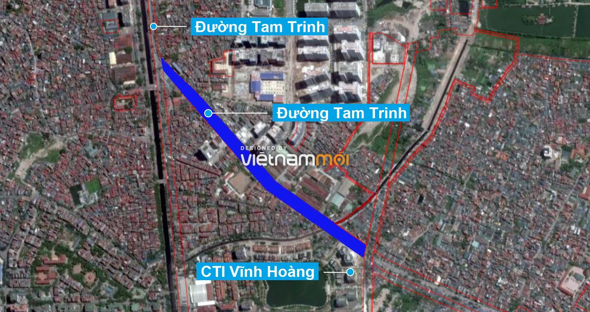 Những khu đất sắp thu hồi để mở đường ở quận Hoàng Mai, Hà Nội (phần 3) - Ảnh 10.