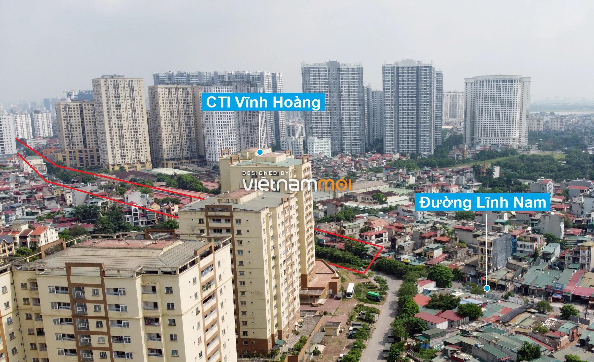 Những khu đất sắp thu hồi để mở đường ở quận Hoàng Mai, Hà Nội (phần 3) - Ảnh 13.