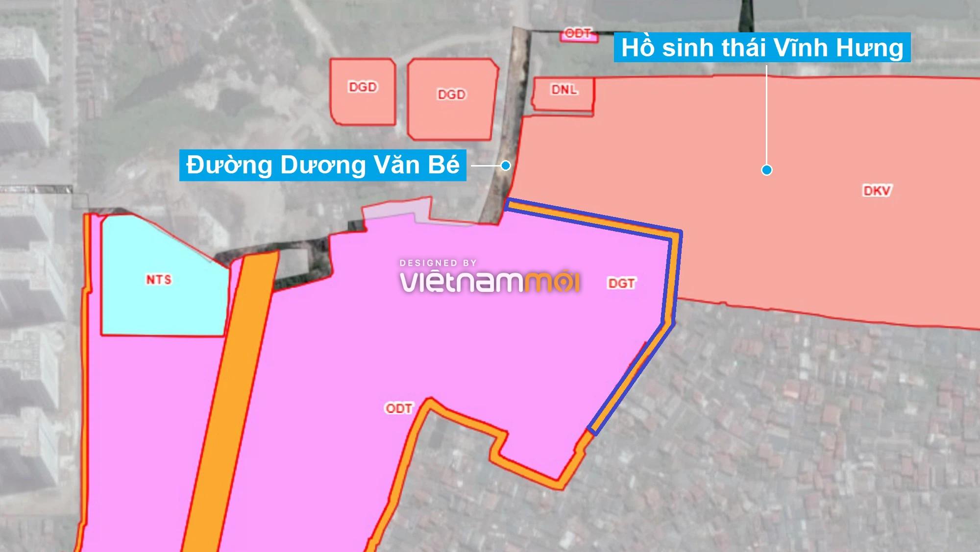 Những khu đất sắp thu hồi để mở đường ở quận Hoàng Mai, Hà Nội (phần 3) - Ảnh 15.