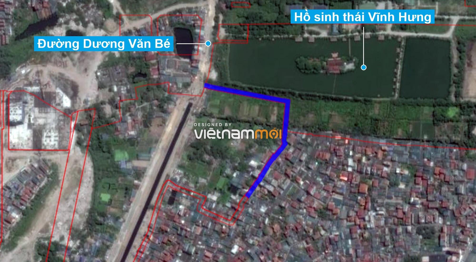 Những khu đất sắp thu hồi để mở đường ở quận Hoàng Mai, Hà Nội (phần 3) - Ảnh 16.
