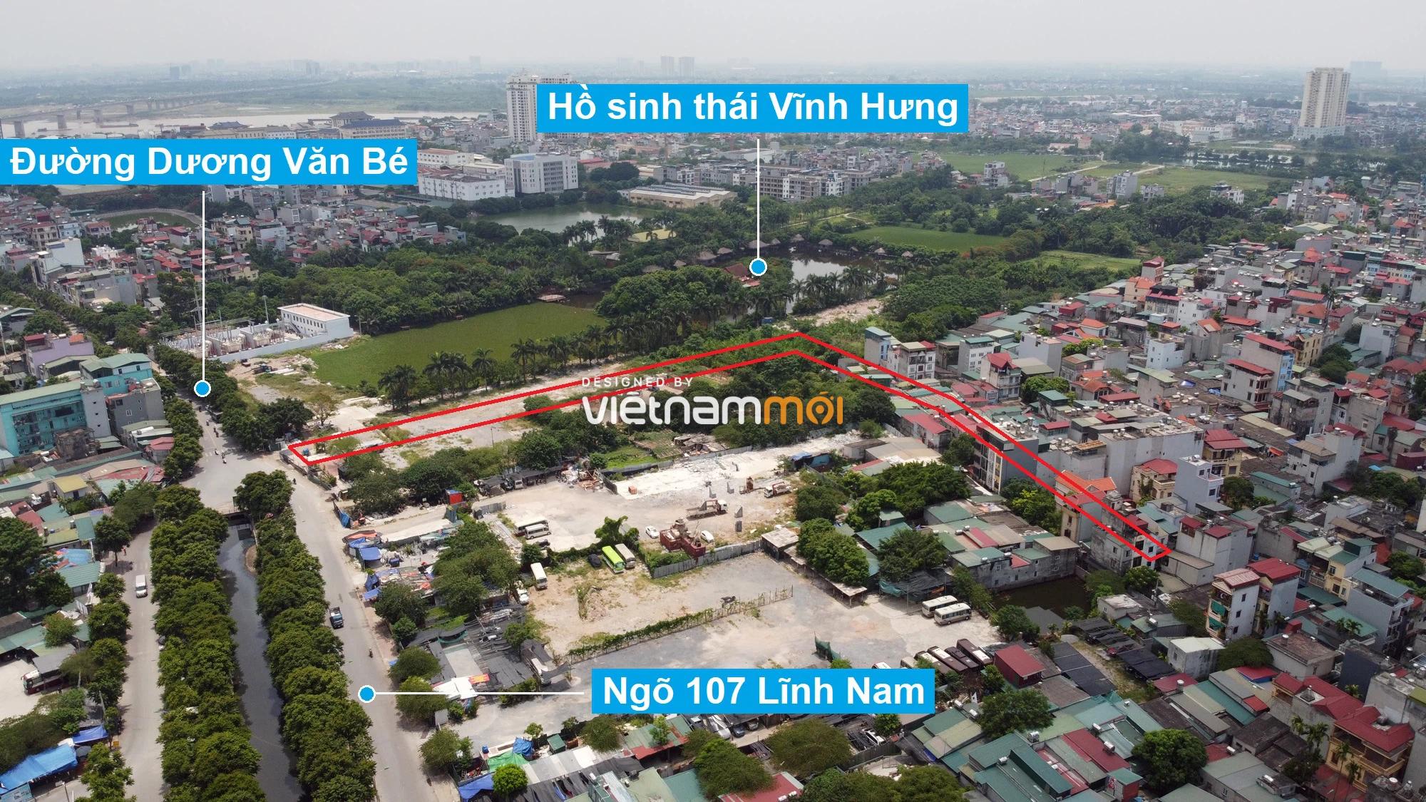 Những khu đất sắp thu hồi để mở đường ở quận Hoàng Mai, Hà Nội (phần 3) - Ảnh 17.