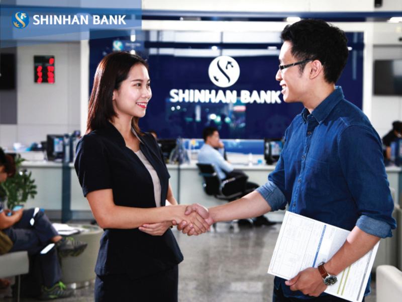 Lãi suất Ngân hàng Shinhan Bank cập nhật tháng 8/2021 - Ảnh 1.