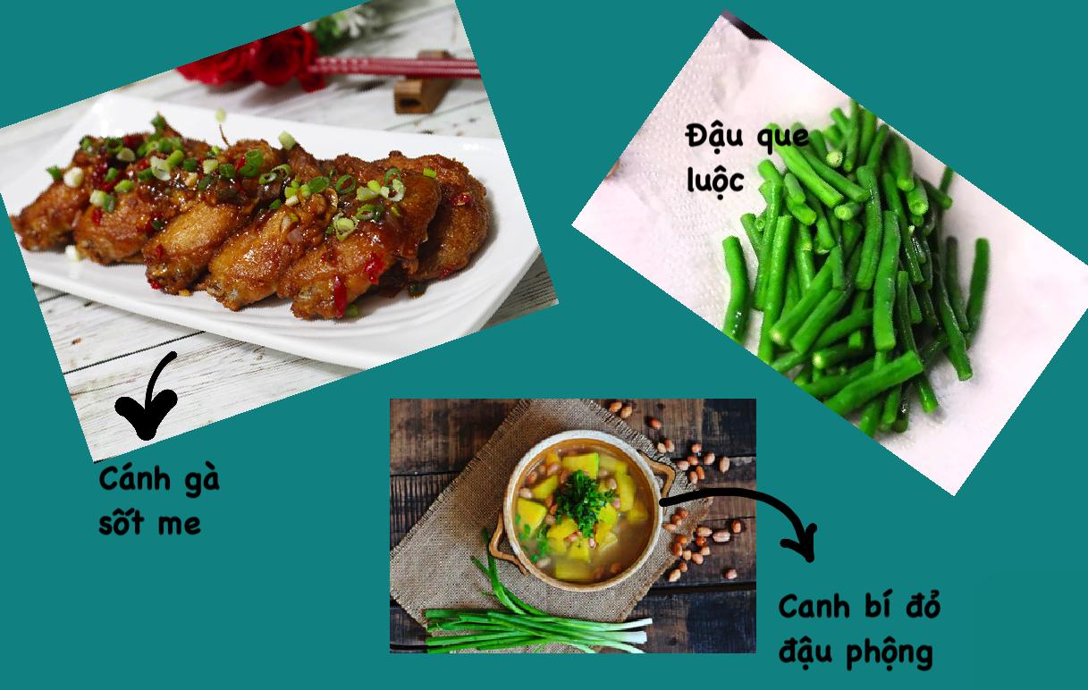 Gợi ý 5 thực đơn tiết kiệm mùa dịch đổi vị cho bữa cơm gia đình - Ảnh 3.