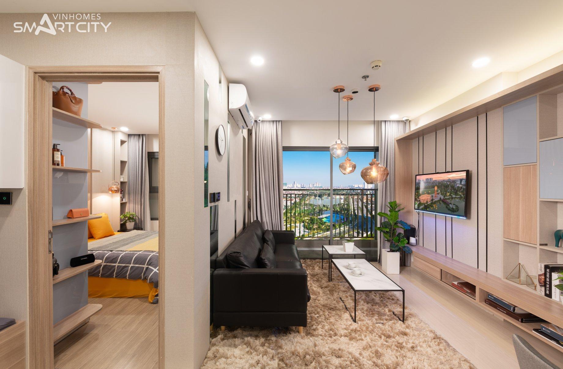Có nên mua chung cư 1 phòng ngủ không? Một số yếu tố cần cân nhắc trước khi mua - Ảnh 2.