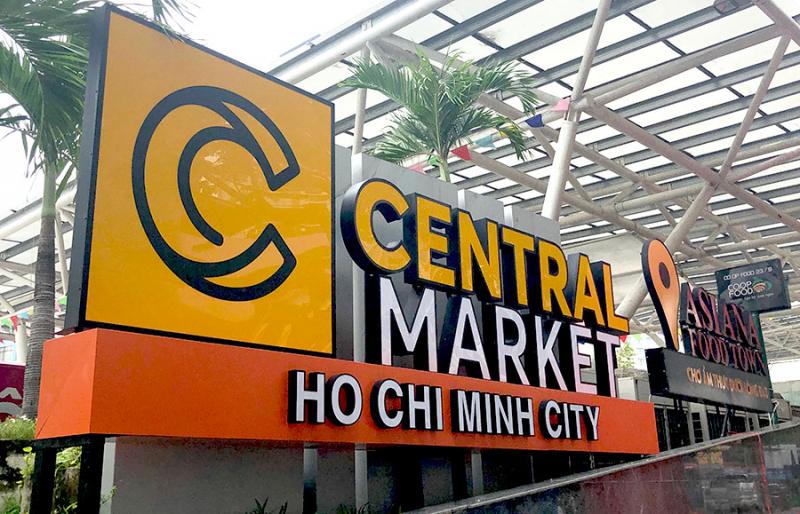 Siêu thị, trung tâm thương mại quận 1 - Ảnh 9.