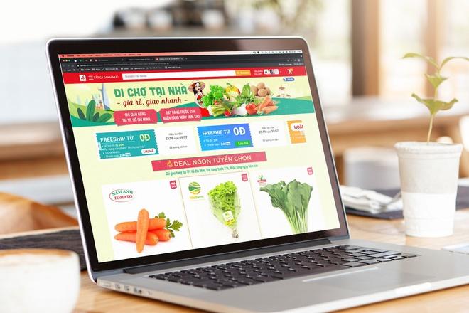 Gợi ý cách bán rau củ quả online tại nhà trong mùa dịch - Ảnh 4.
