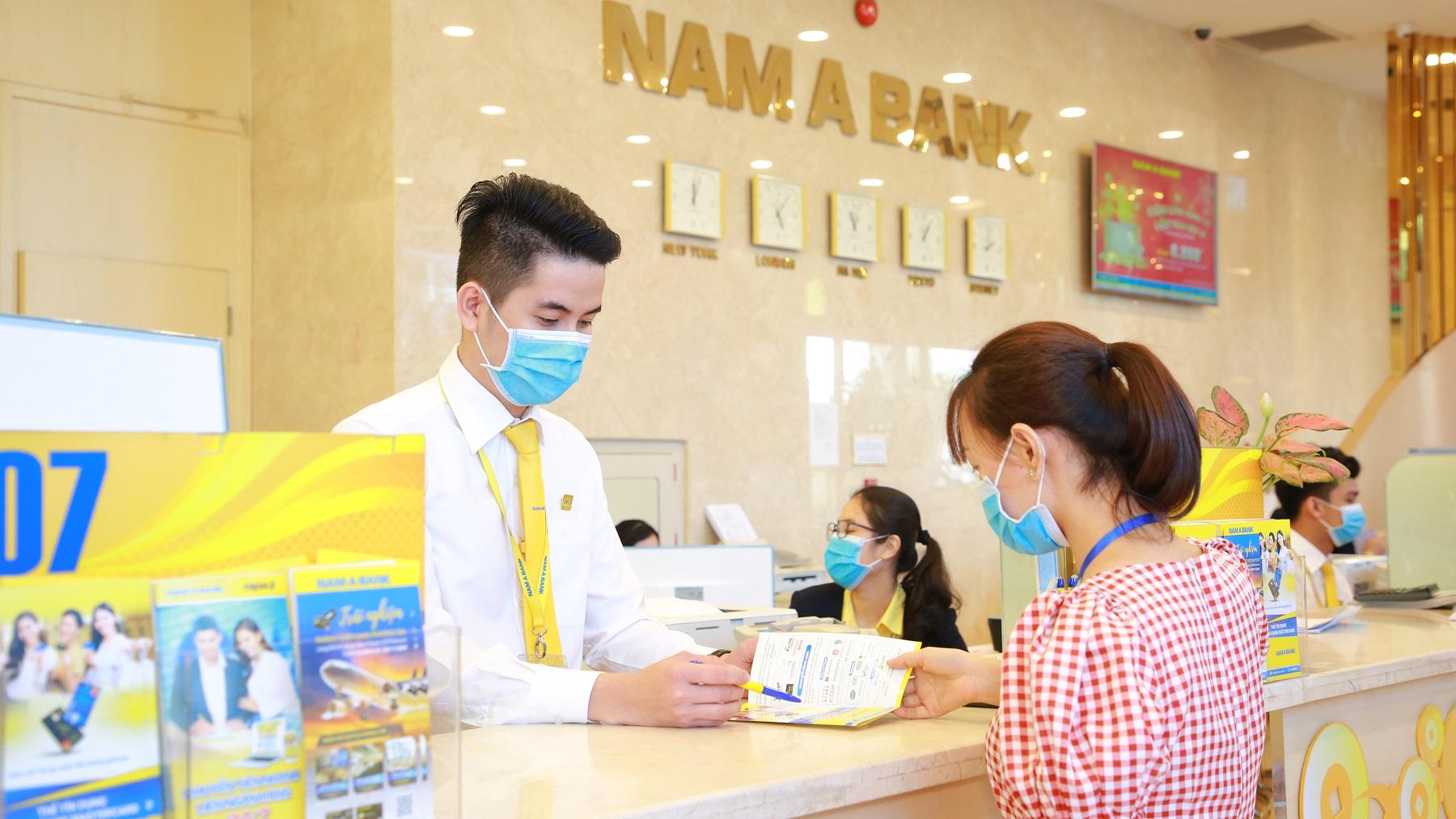 Cập nhật lãi suất ngân hàng Nam A Bank mới nhất tháng 8/2021 - Ảnh 1.