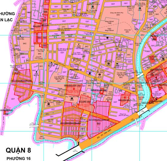 Kế hoạch sử dụng đất phường 10, quận 6, TP HCM - Ảnh 2.