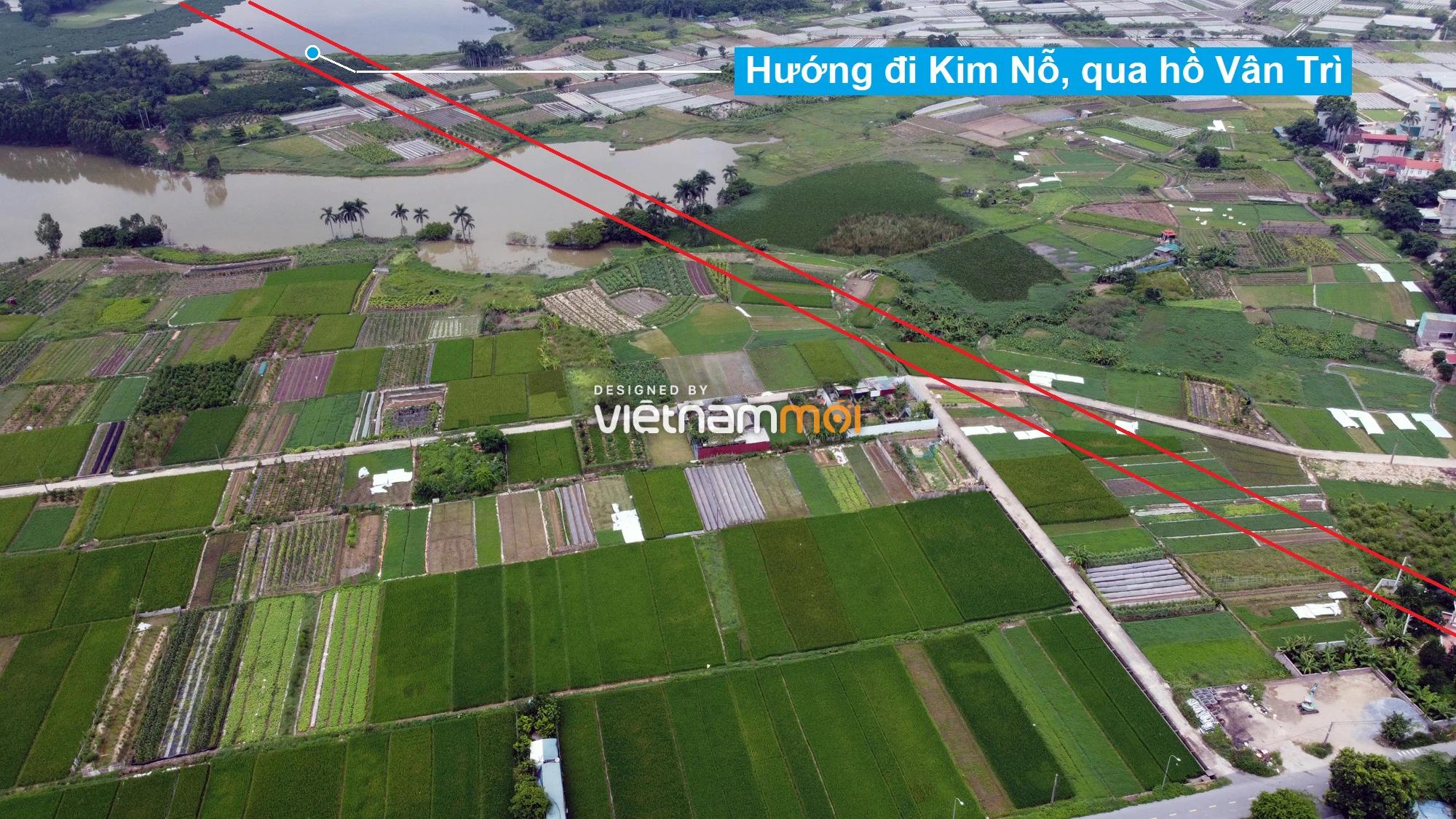 Đường sẽ mở theo quy hoạch xung quanh dự án Thành phố Thông minh Bắc Hà Nội (phần 3) - Ảnh 4.