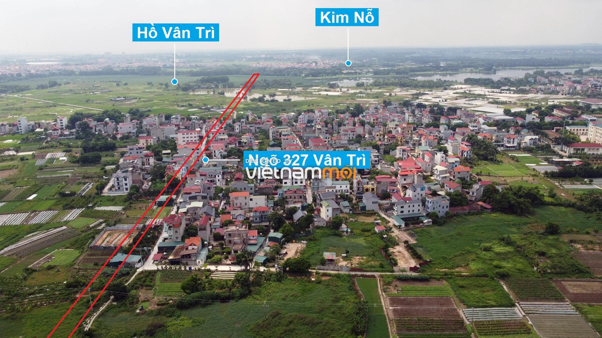 Đường sẽ mở theo quy hoạch xung quanh dự án Thành phố Thông minh Bắc Hà Nội (phần 3) - Ảnh 5.