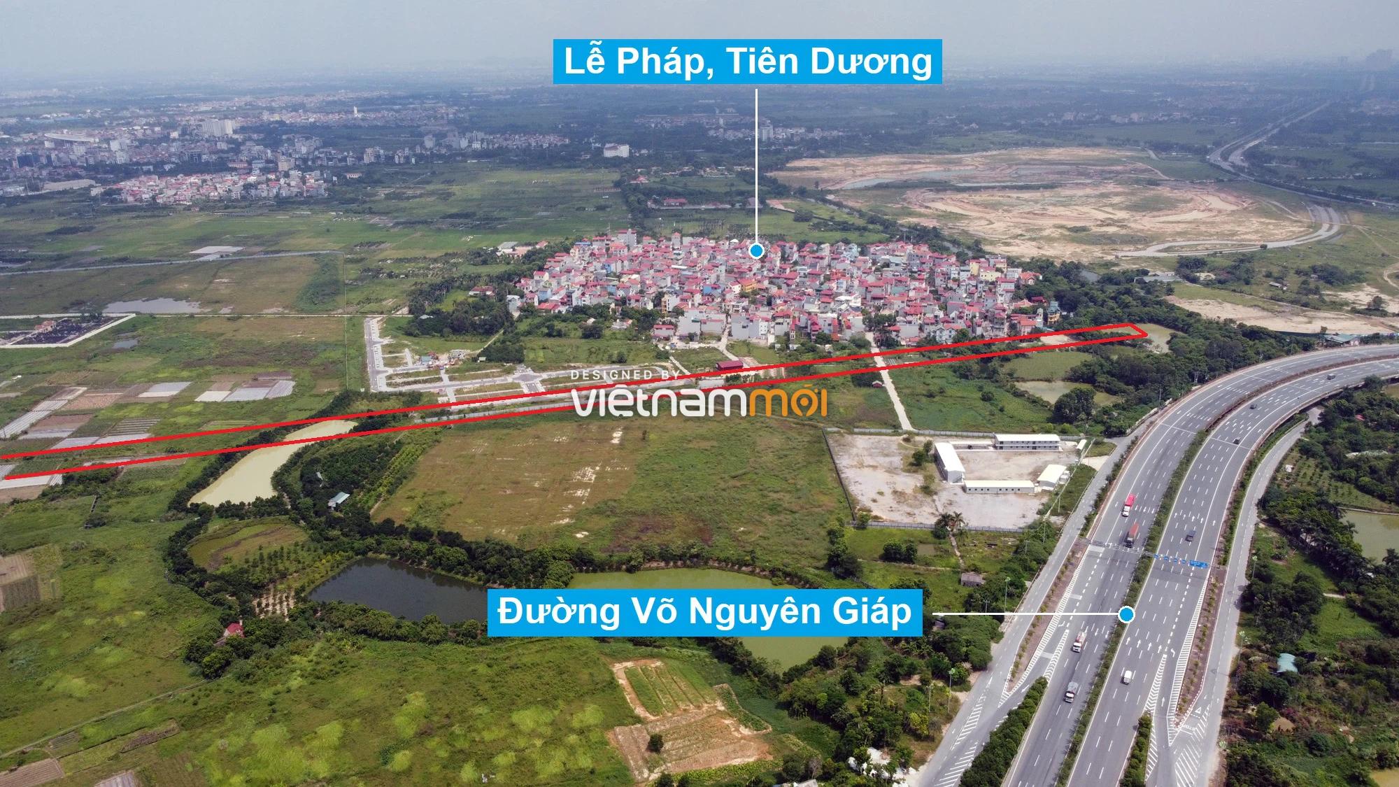 Đường sẽ mở theo quy hoạch xung quanh dự án Thành phố Thông minh Bắc Hà Nội (phần 3) - Ảnh 14.