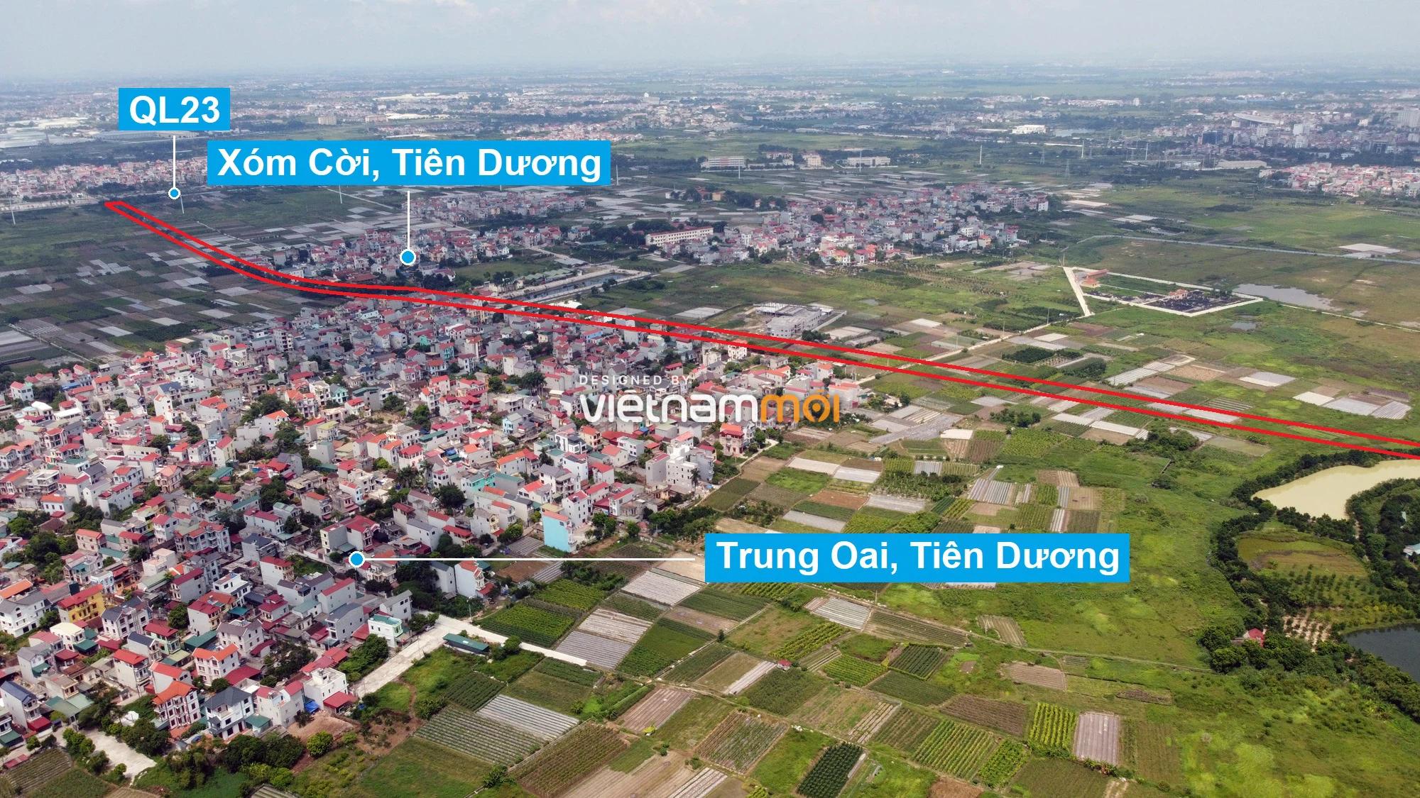 Đường sẽ mở theo quy hoạch xung quanh dự án Thành phố Thông minh Bắc Hà Nội (phần 3) - Ảnh 16.