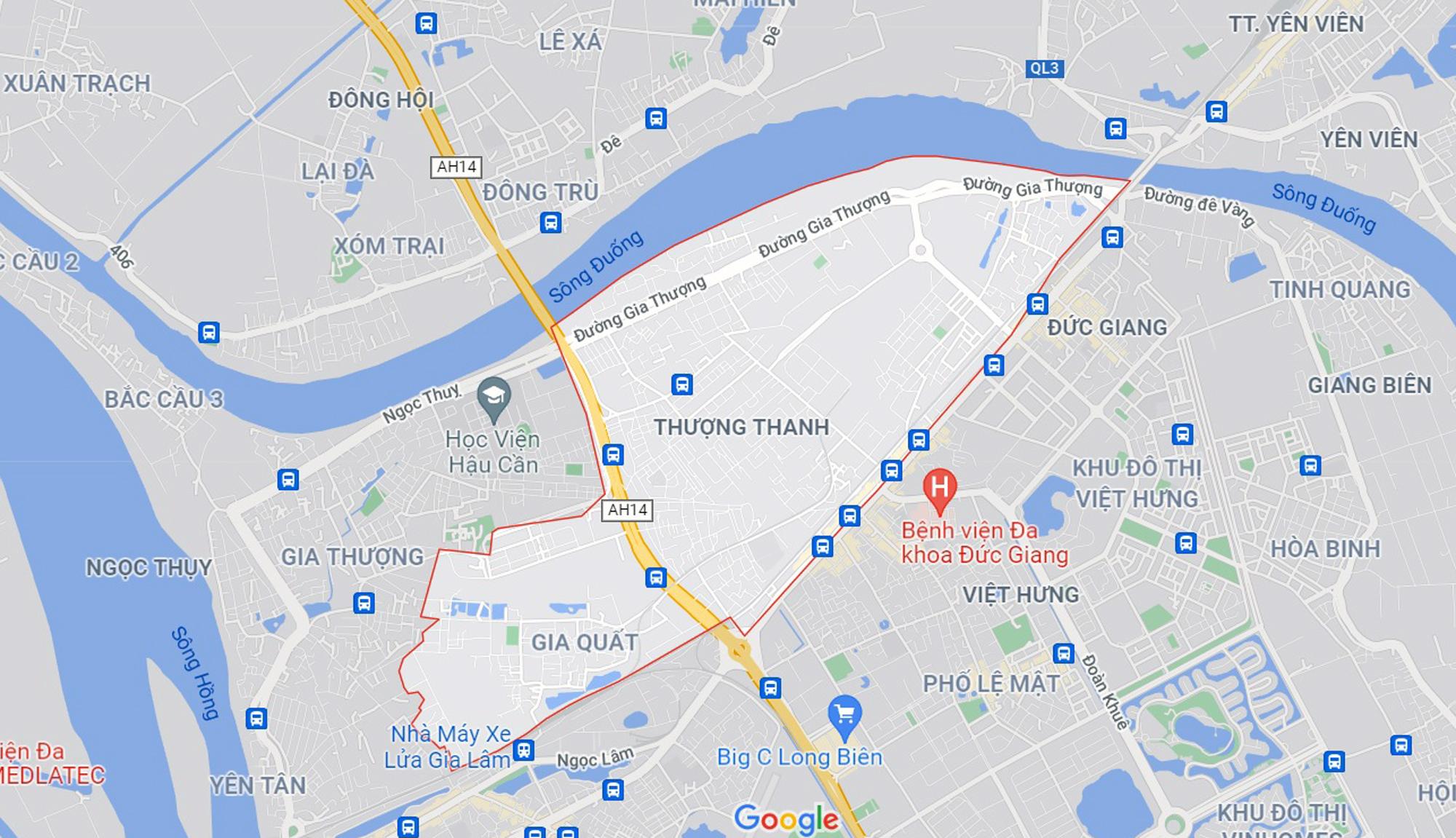 Những khu đất sắp thu hồi để mở đường ở phường Thượng Thanh, Long Biên, Hà Nội (phần 5) - Ảnh 1.