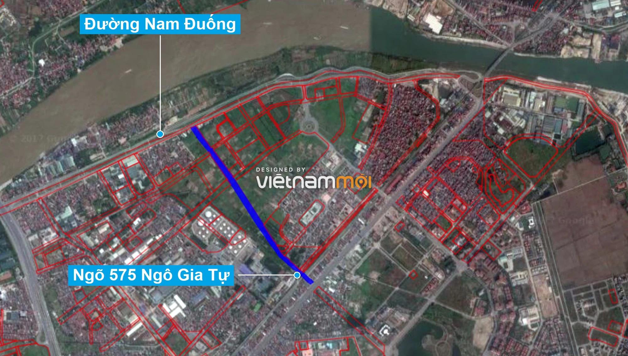Những khu đất sắp thu hồi để mở đường ở phường Thượng Thanh, Long Biên, Hà Nội (phần 5) - Ảnh 2.