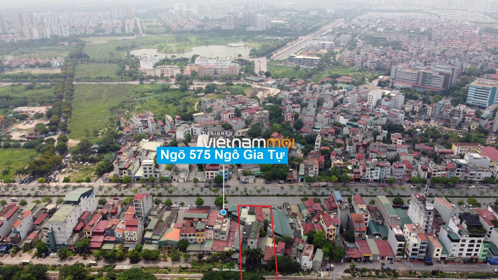 Những khu đất sắp thu hồi để mở đường ở phường Thượng Thanh, Long Biên, Hà Nội (phần 5) - Ảnh 3.