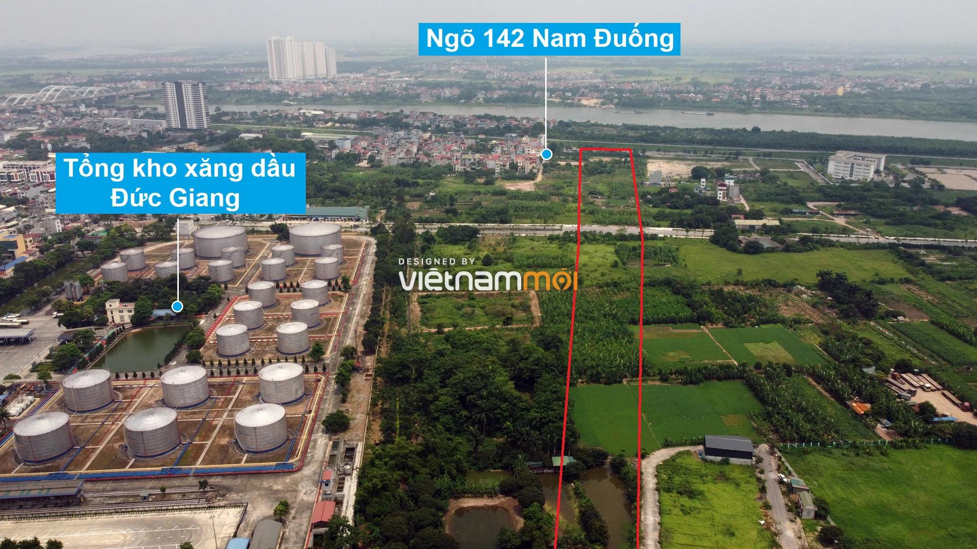 Những khu đất sắp thu hồi để mở đường ở phường Thượng Thanh, Long Biên, Hà Nội (phần 5) - Ảnh 6.