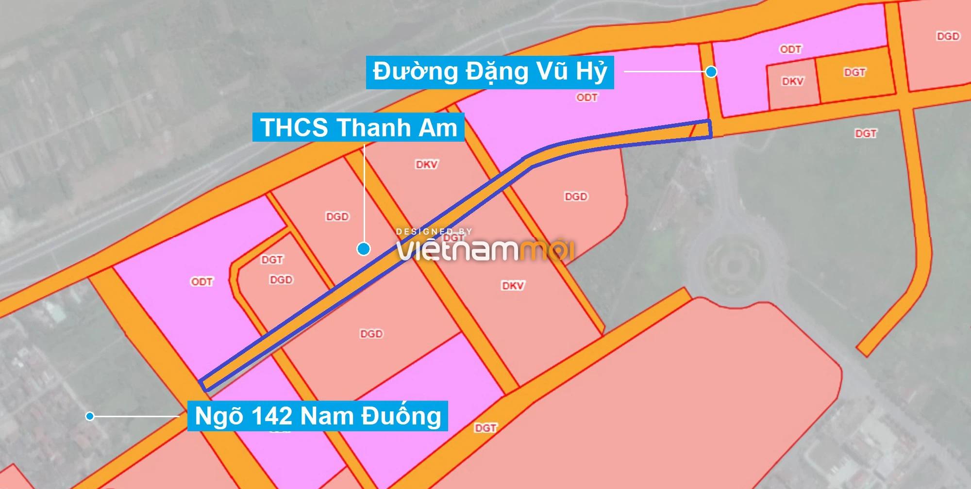 Những khu đất sắp thu hồi để mở đường ở phường Thượng Thanh, Long Biên, Hà Nội (phần 5) - Ảnh 9.