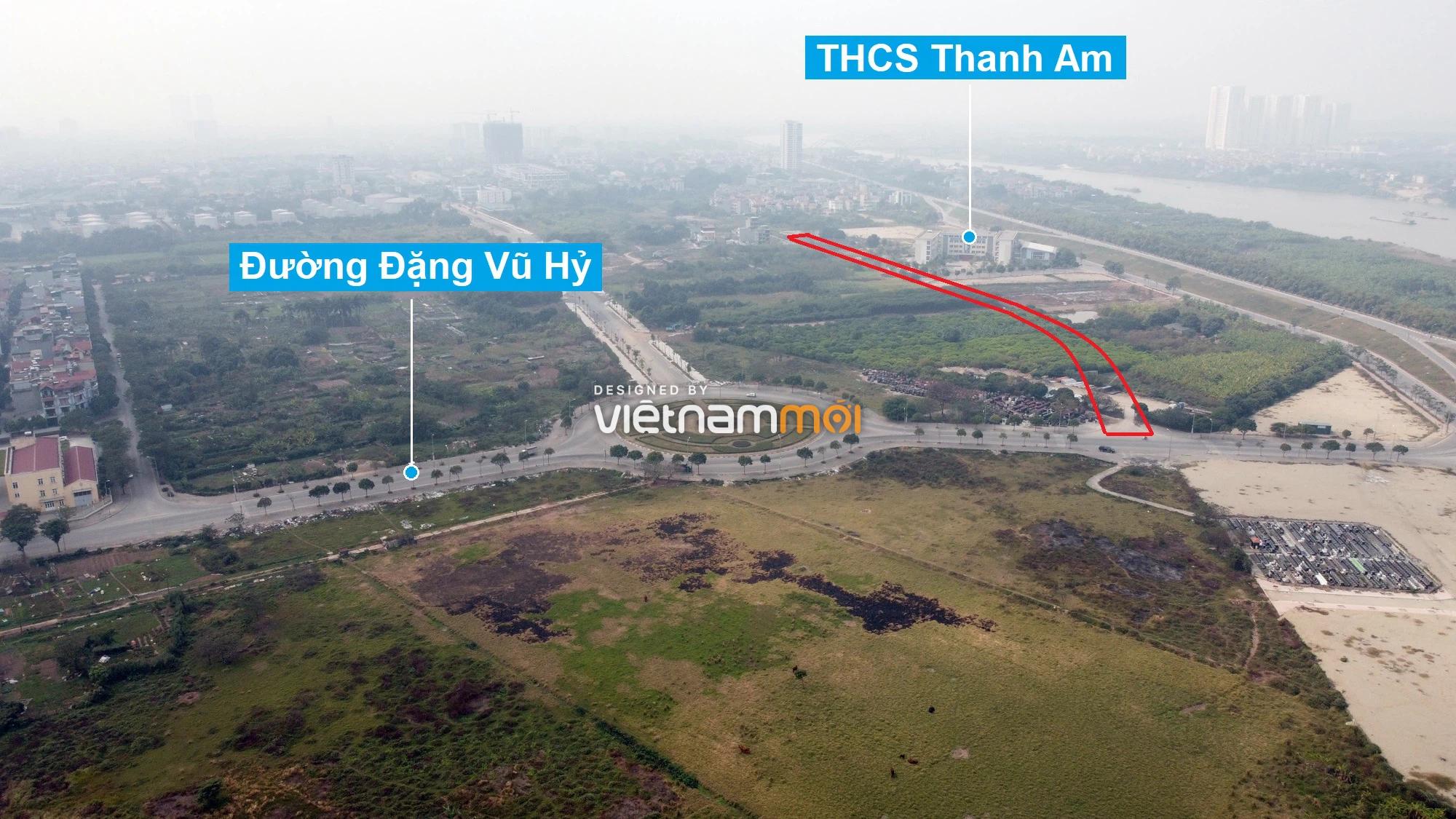 Những khu đất sắp thu hồi để mở đường ở phường Thượng Thanh, Long Biên, Hà Nội (phần 5) - Ảnh 11.