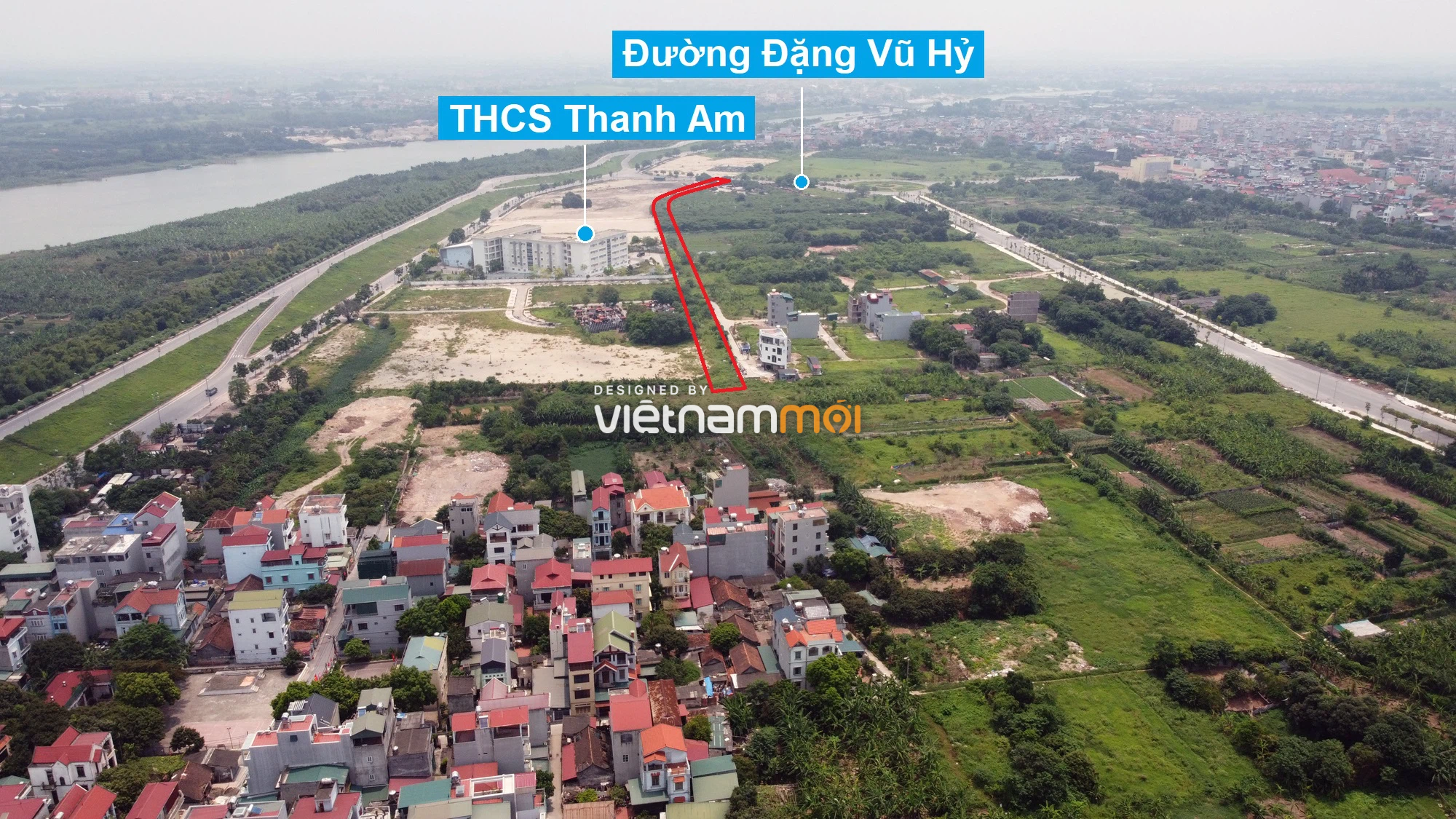 Những khu đất sắp thu hồi để mở đường ở phường Thượng Thanh, Long Biên, Hà Nội (phần 5) - Ảnh 12.