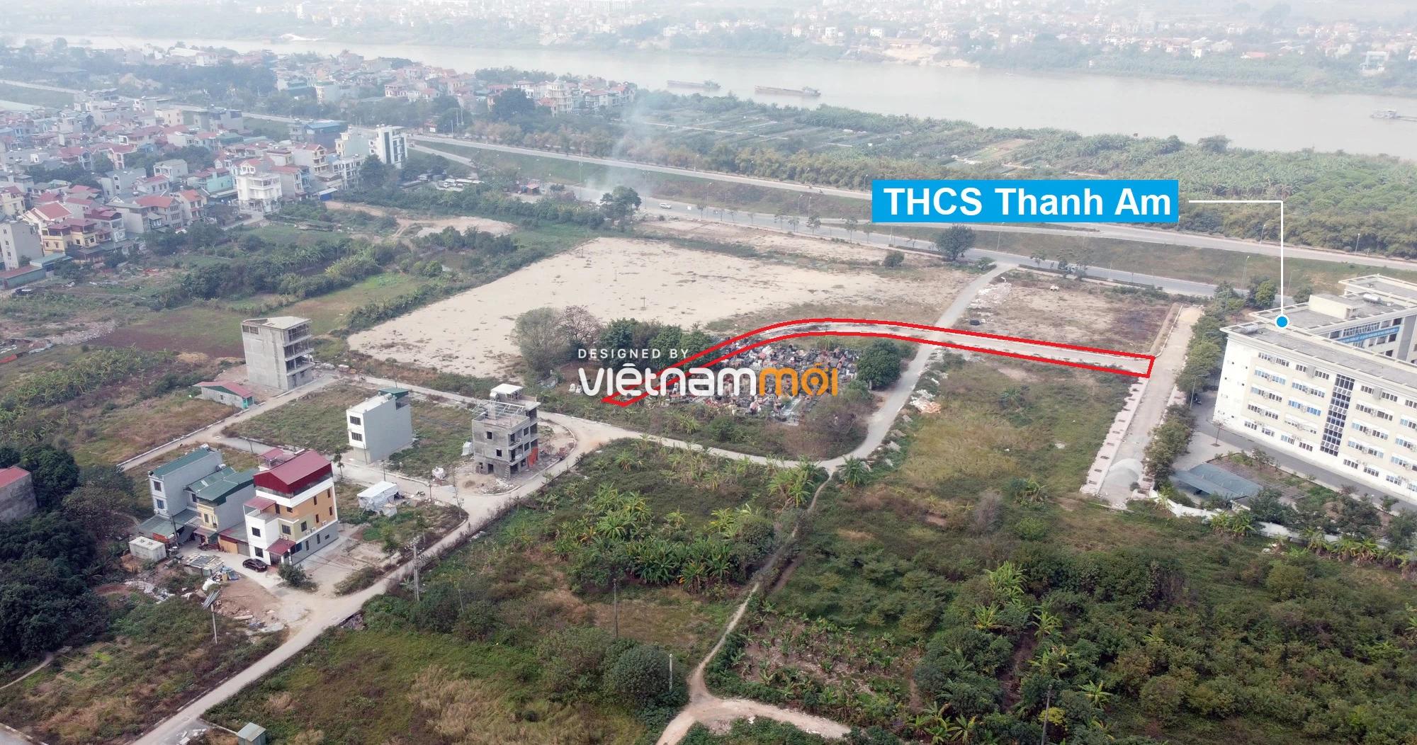 Những khu đất sắp thu hồi để mở đường ở phường Thượng Thanh, Long Biên, Hà Nội (phần 5) - Ảnh 15.