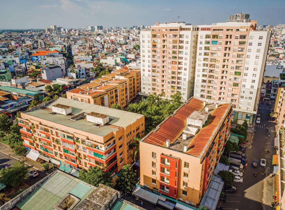 Bất động sản đã tác động đến quá trình đô thị hóa của TP HCM ra sao? - Ảnh 5.