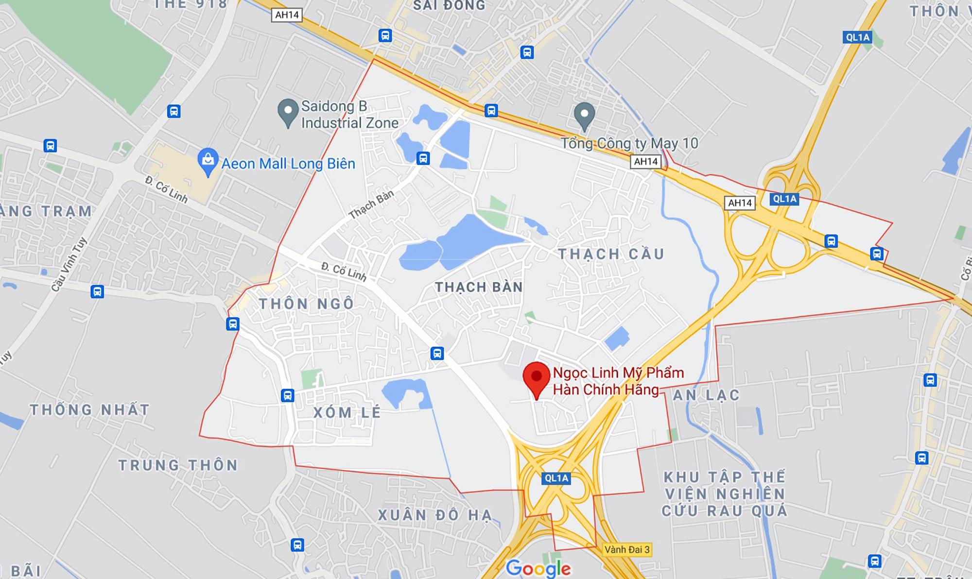 Những khu đất sắp thu hồi để mở đường ở phường Thạch Bàn, Long Biên, Hà Nội (phần 7) - Ảnh 1.