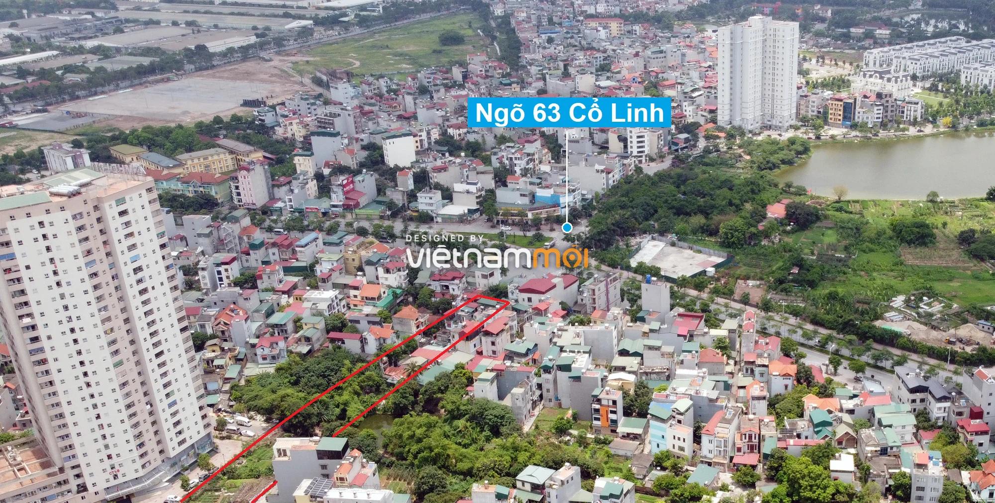 Những khu đất sắp thu hồi để mở đường ở phường Thạch Bàn, Long Biên, Hà Nội (phần 7) - Ảnh 5.