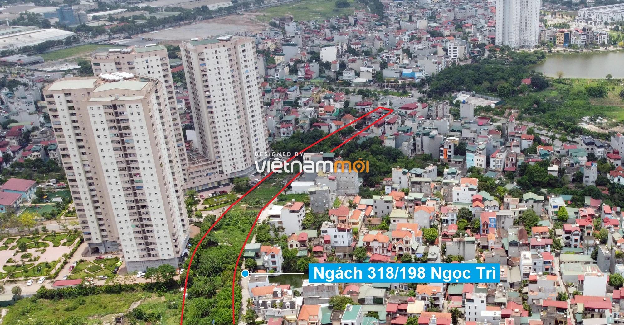 Những khu đất sắp thu hồi để mở đường ở phường Thạch Bàn, Long Biên, Hà Nội (phần 7) - Ảnh 6.