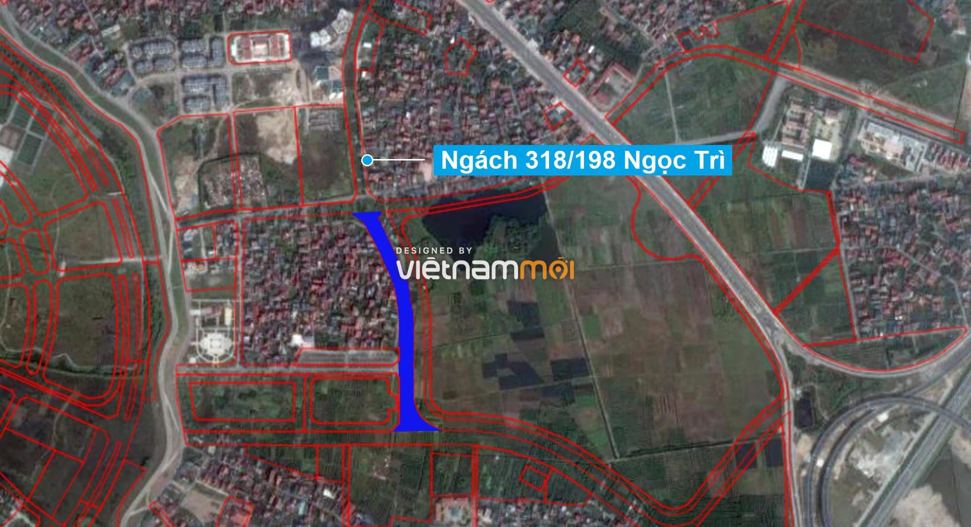 Những khu đất sắp thu hồi để mở đường ở phường Thạch Bàn, Long Biên, Hà Nội (phần 7) - Ảnh 9.