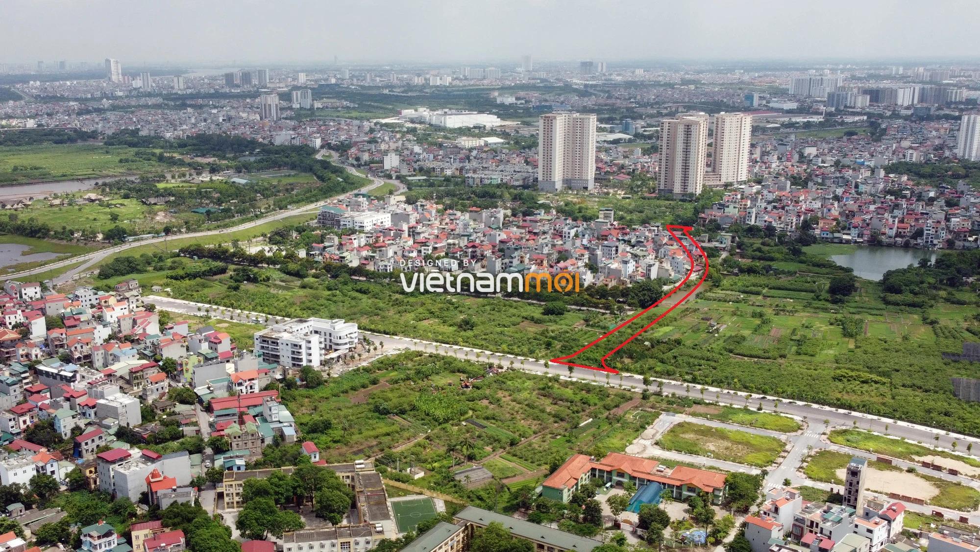 Những khu đất sắp thu hồi để mở đường ở phường Thạch Bàn, Long Biên, Hà Nội (phần 7) - Ảnh 13.