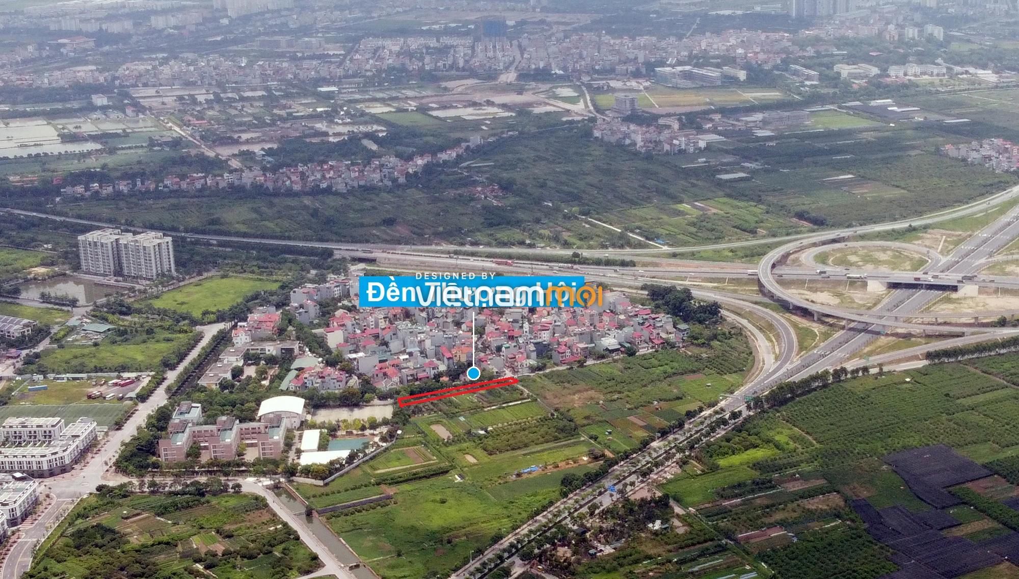 Những khu đất sắp thu hồi để mở đường ở phường Thạch Bàn, Long Biên, Hà Nội (phần 7) - Ảnh 16.