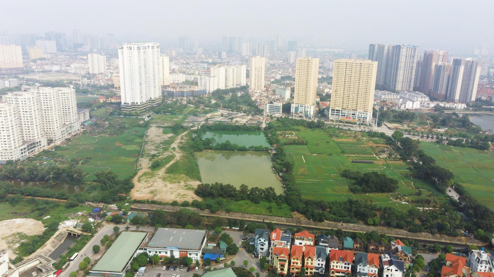 Liên danh Phú Mỹ - Văn Phú Invest sắp làm Công viên hồ điều hòa Trung Văn? - Ảnh 1.